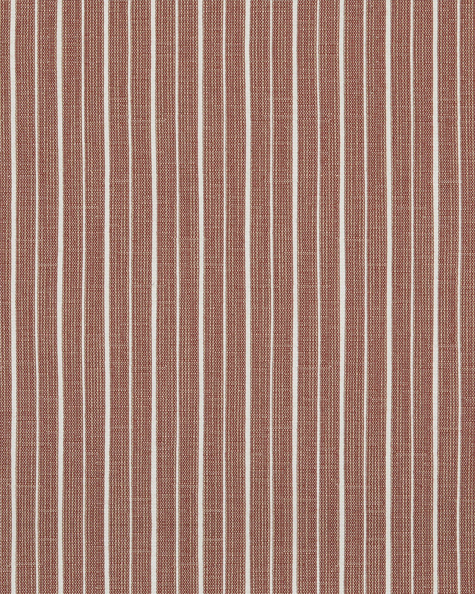 Fabric by the Yard - Sunbrella® Sail Stripe, Terracotta