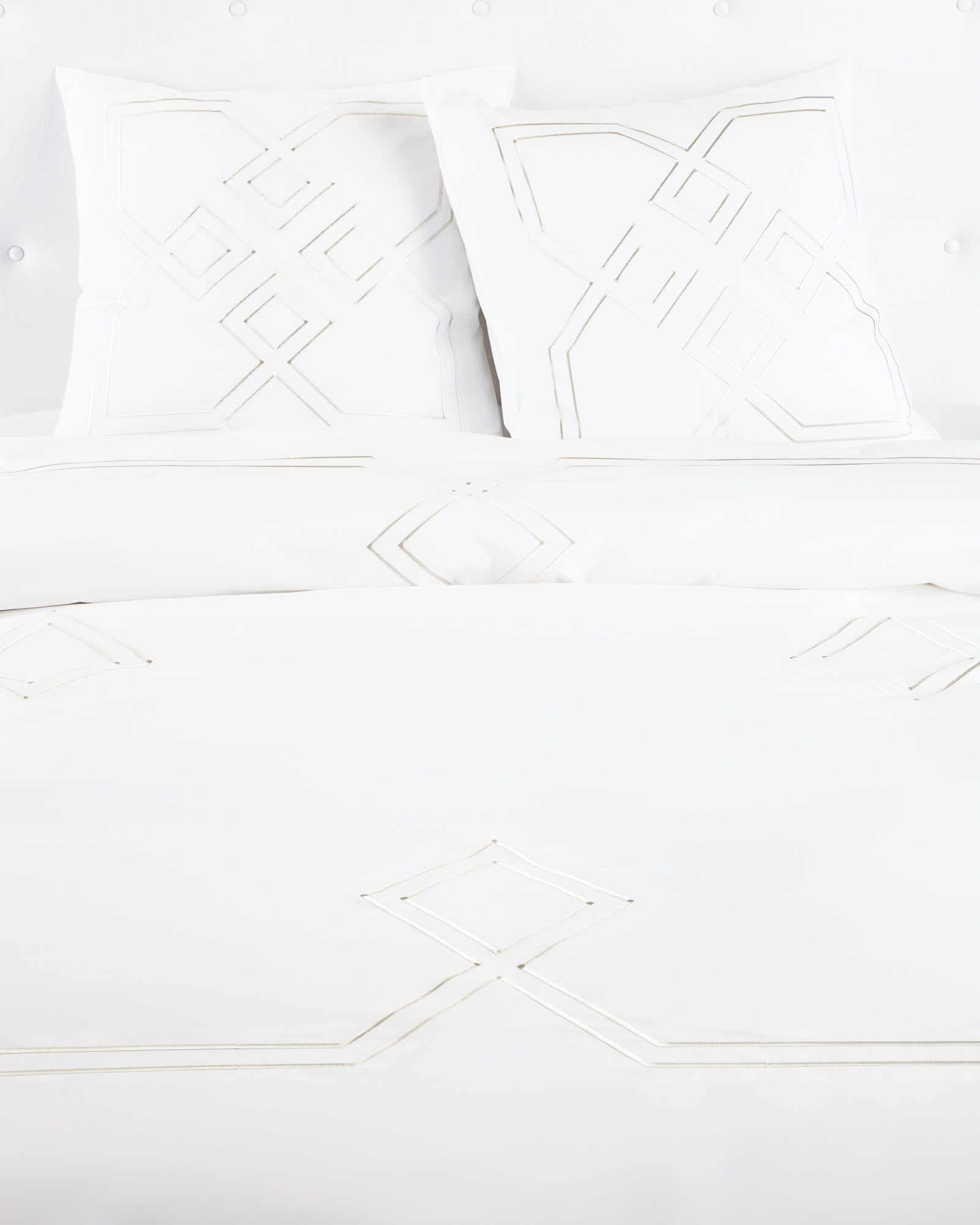 Sutton Embroidered Duvet Cover