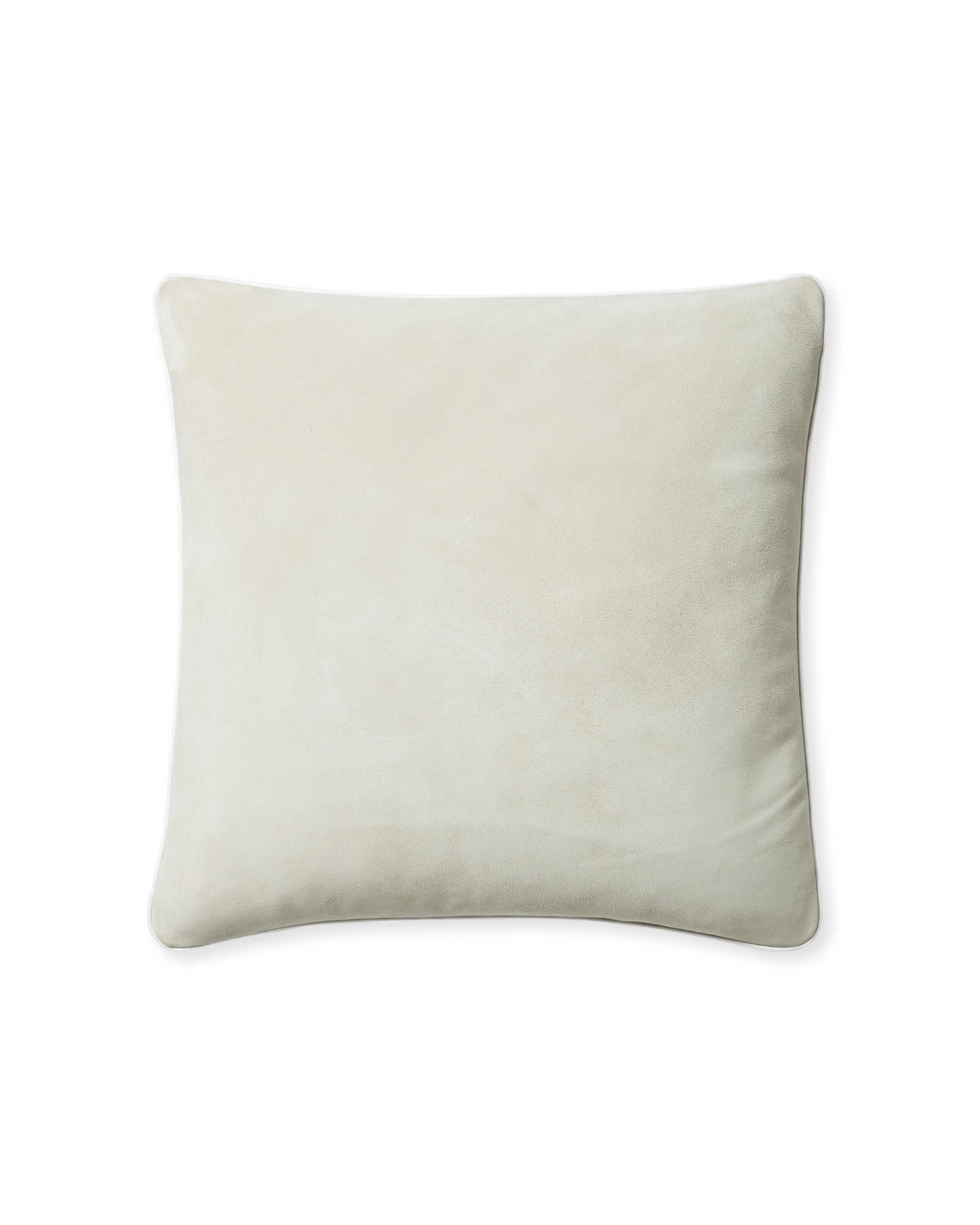 Suede Pillow Cover,
