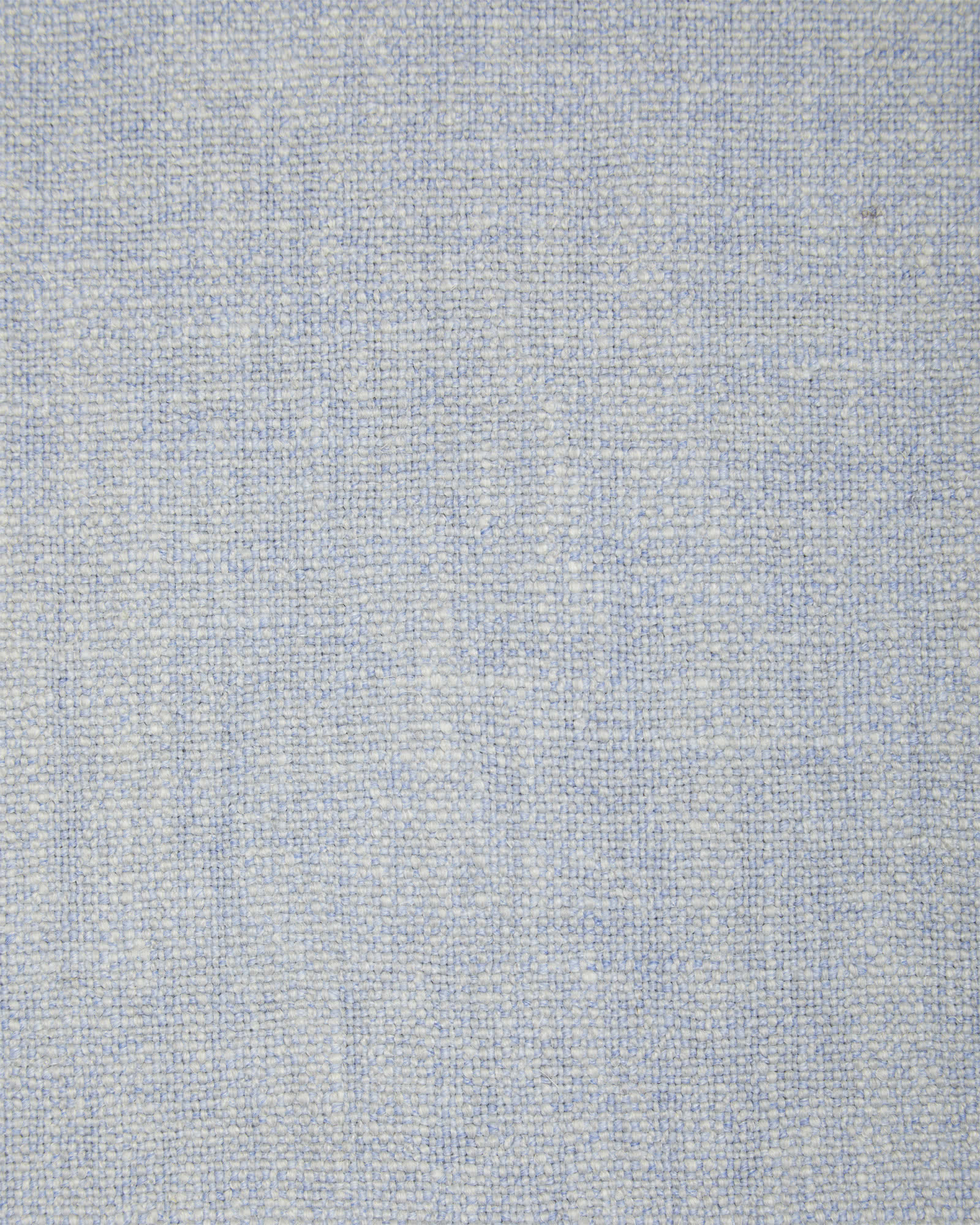 Salt Washed Belgian Linen - Sky Blue,