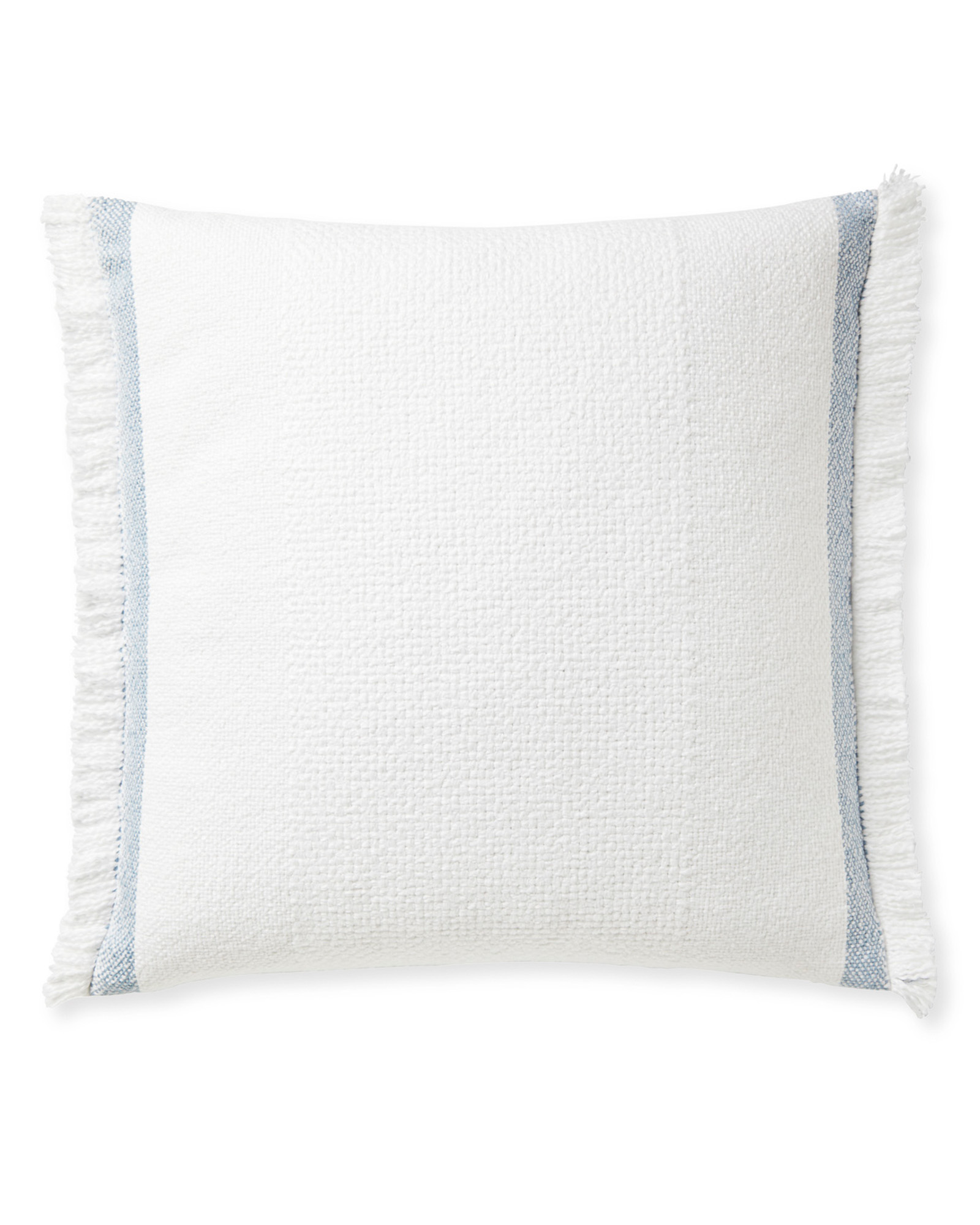 Corfu Pillow Cover, Ivory
