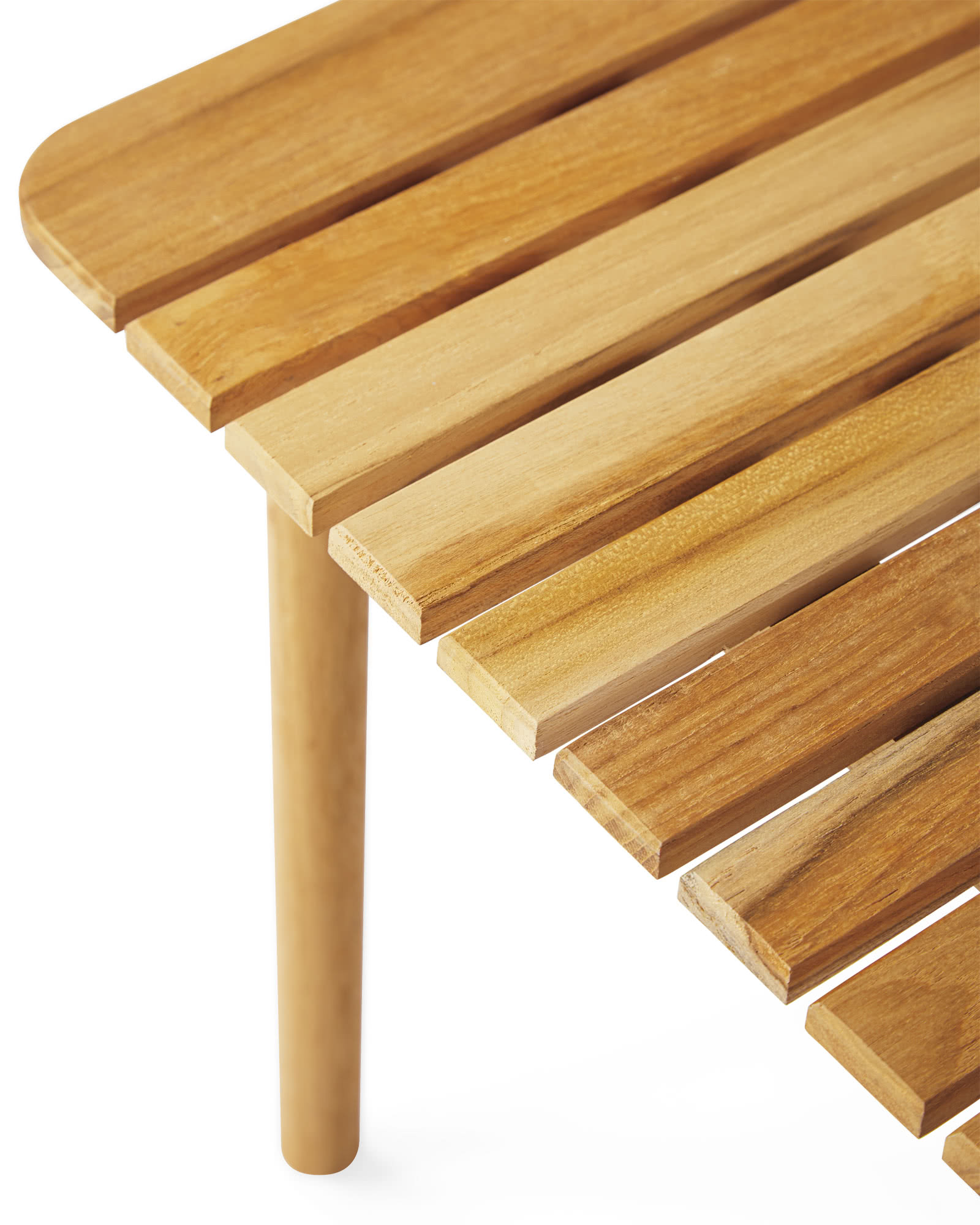Beach Teak Folding Table,