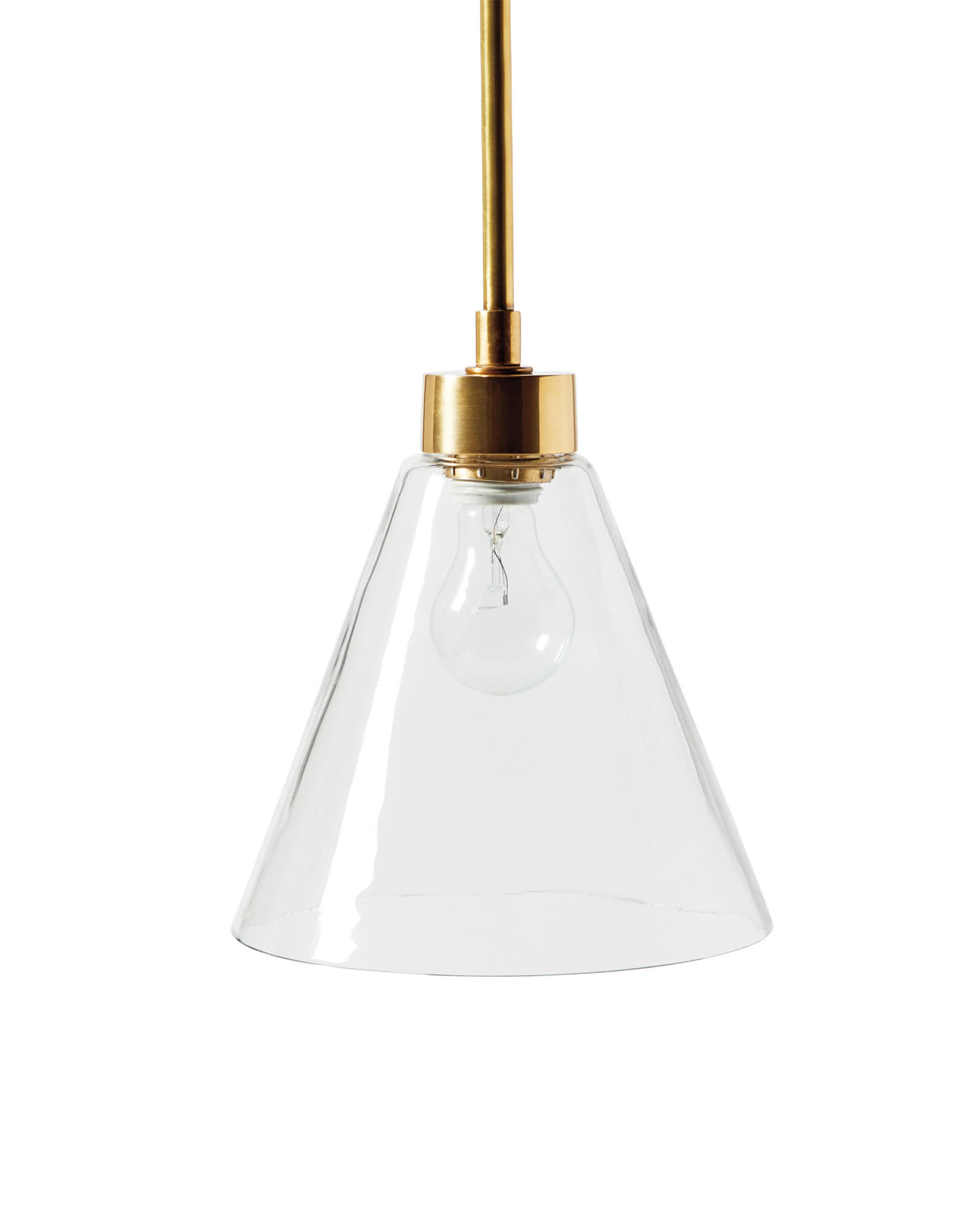 Claremont Pendant, Glass