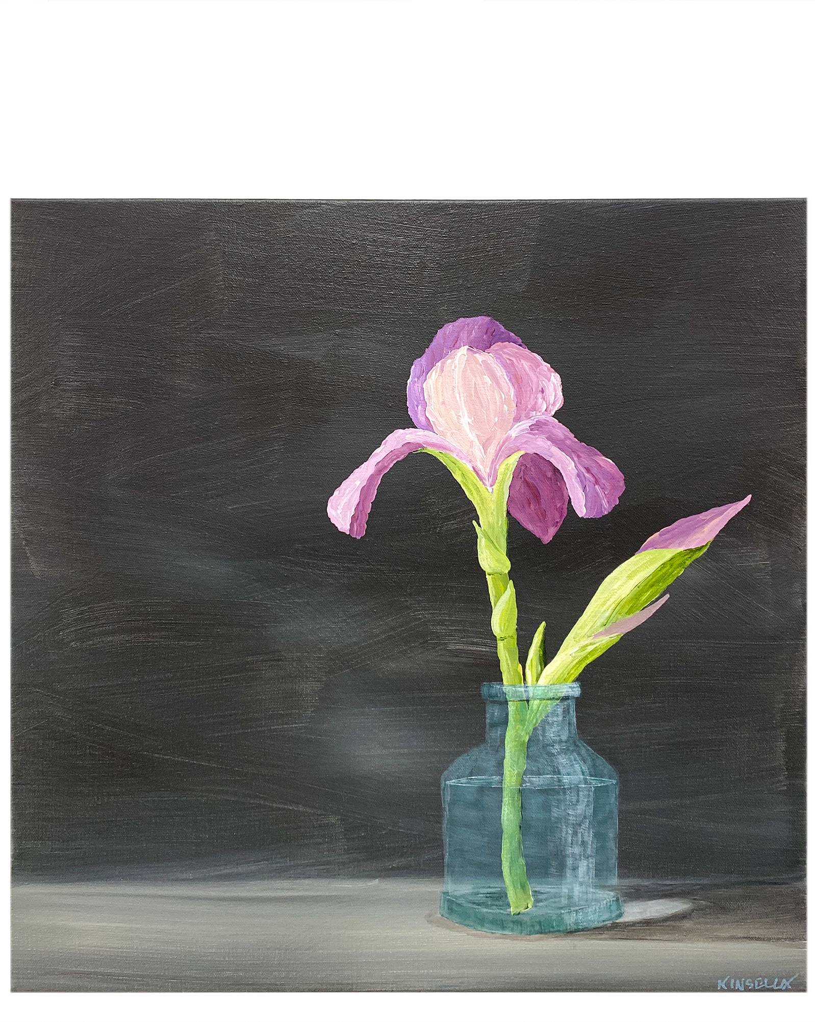 """""""Time to Bloom"""" by Susan Kinsella,"""