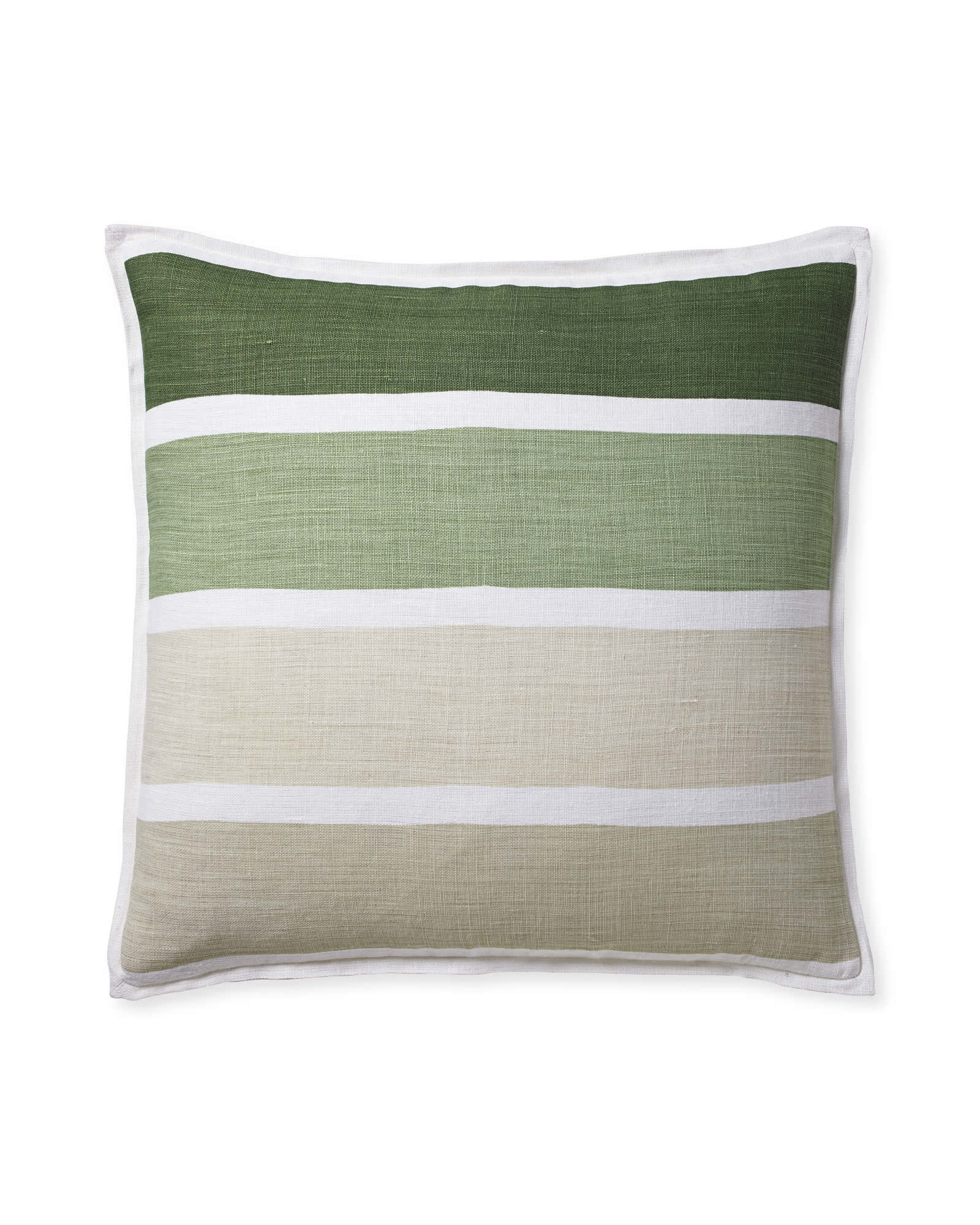 Coastal Stripe Pillow Cover