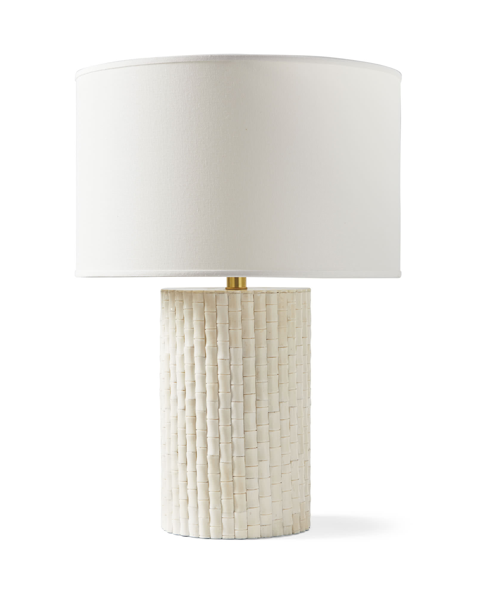 Delphine Bone Inlay Table Lamp,