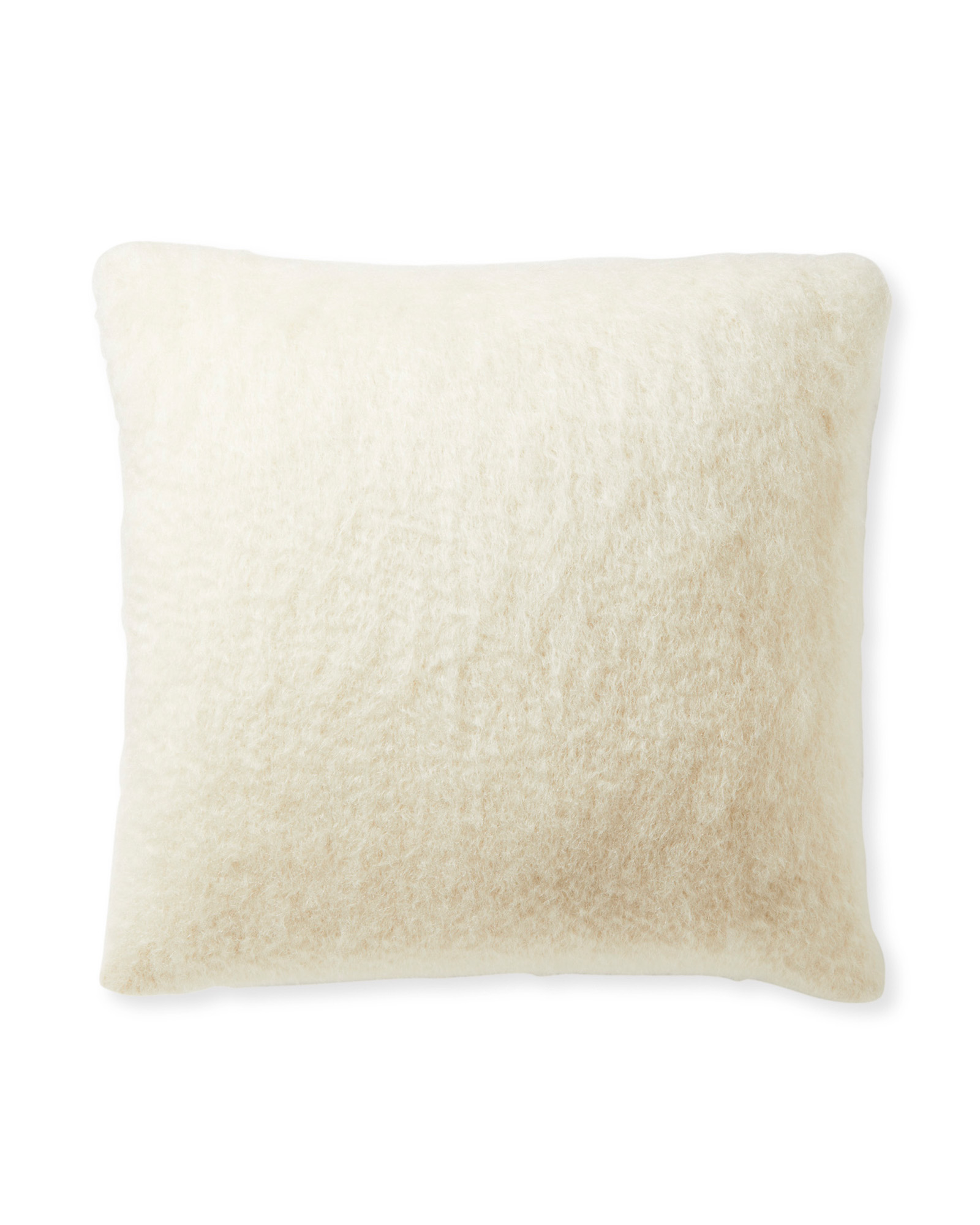 Albion Pillow Cover, Ivory