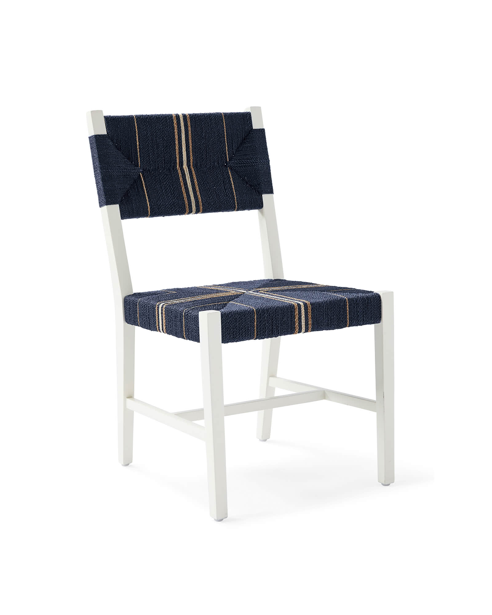 Carson Side Chair, Navy