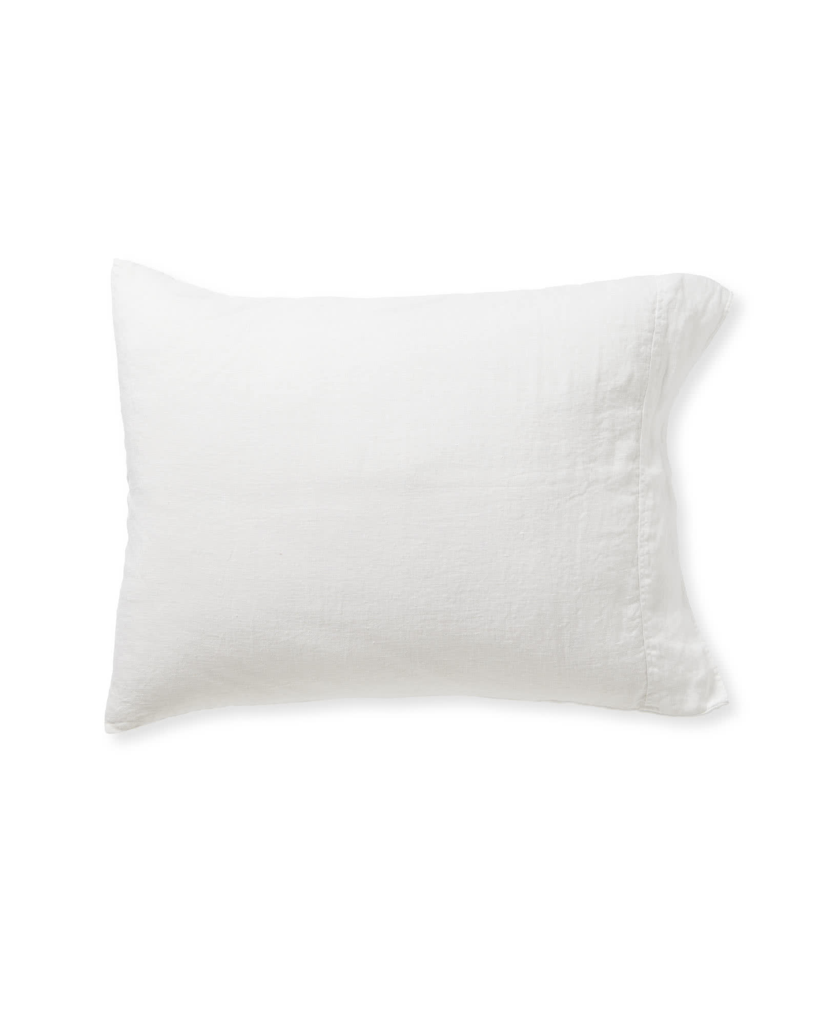 Positano Linen Pillowcases (Extra Set of 2), White