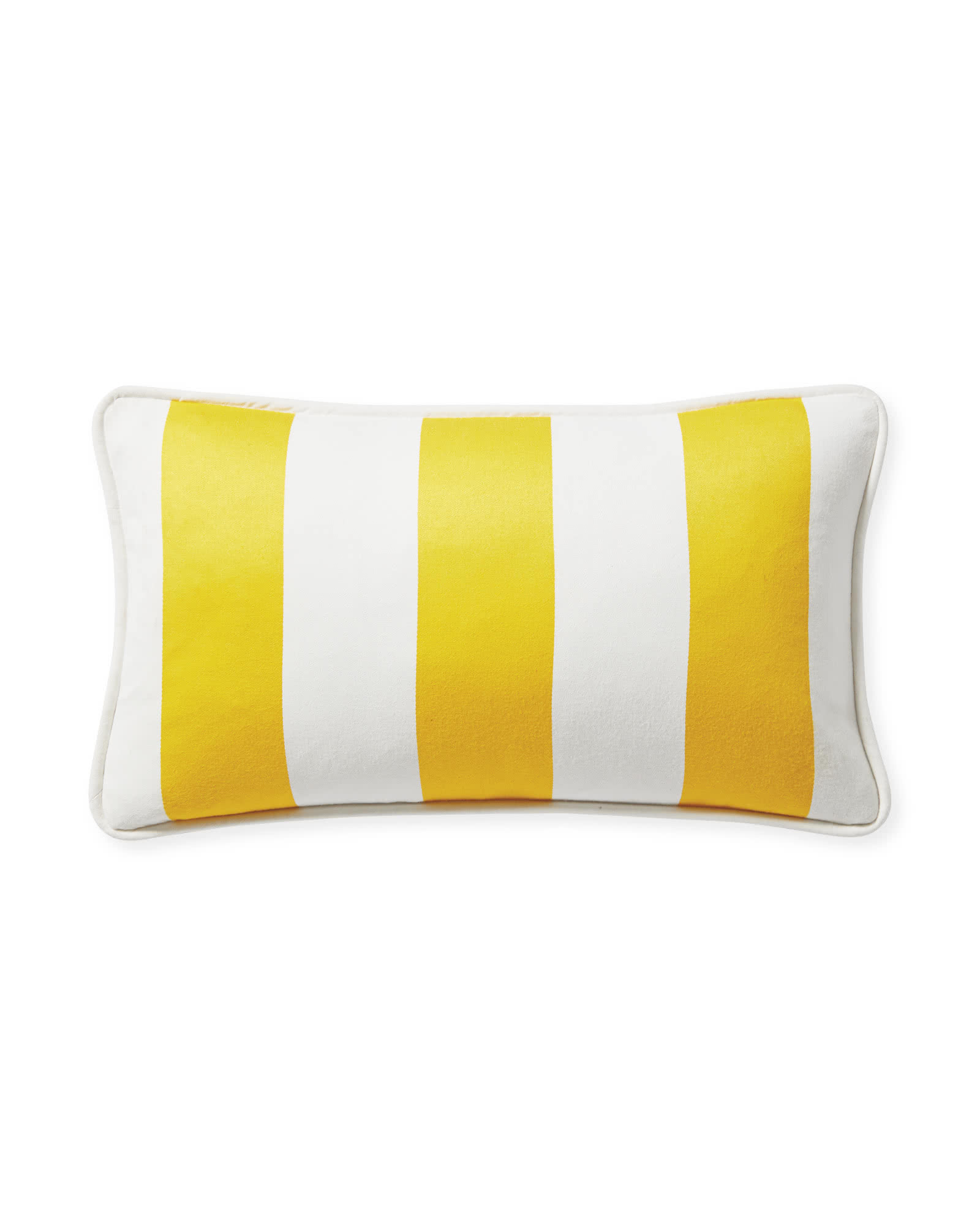 Sunbrella Island Stripe Outdoor Pillow Cover