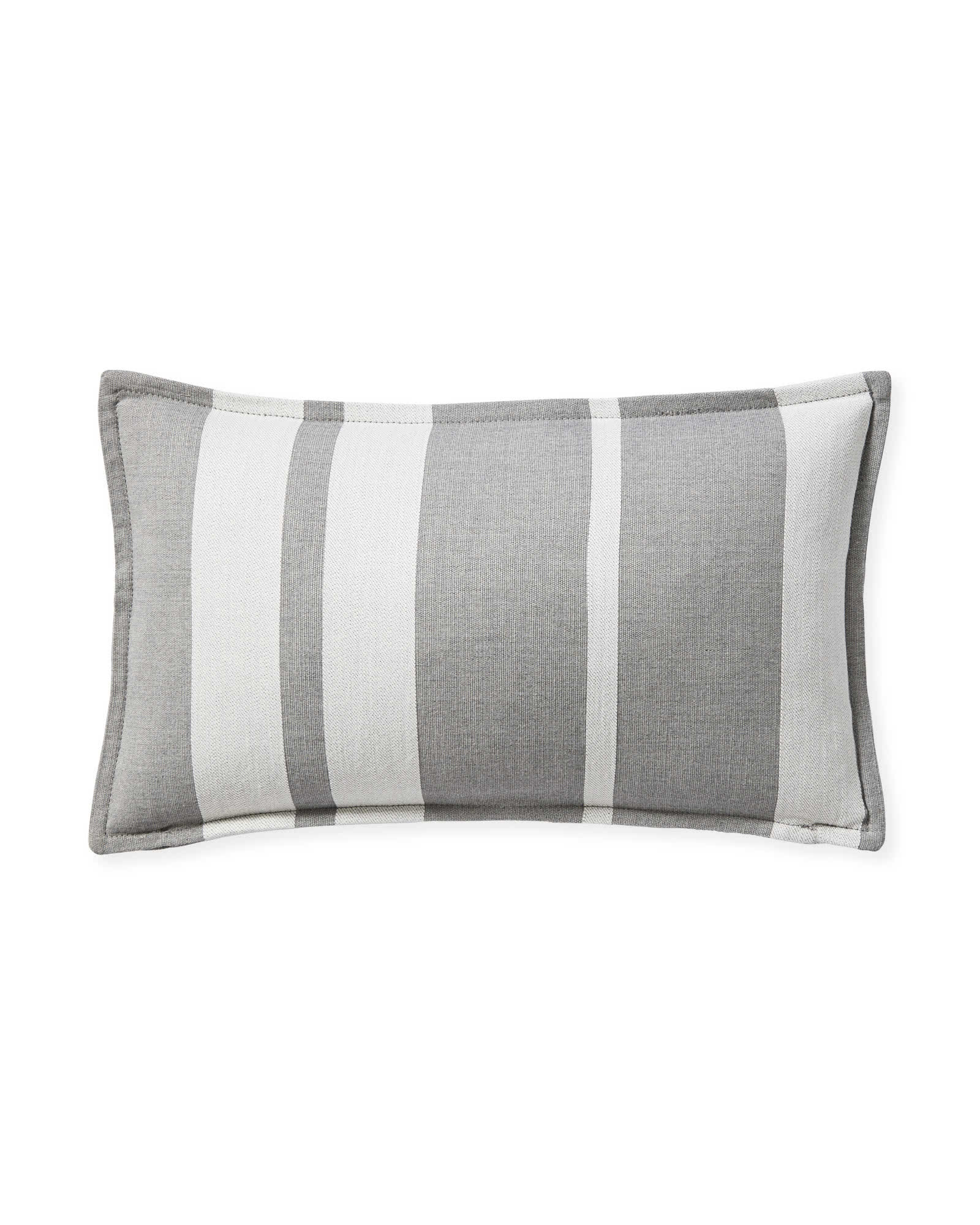 Perennials® Variegated Stripe Outdoor Pillow Cover,