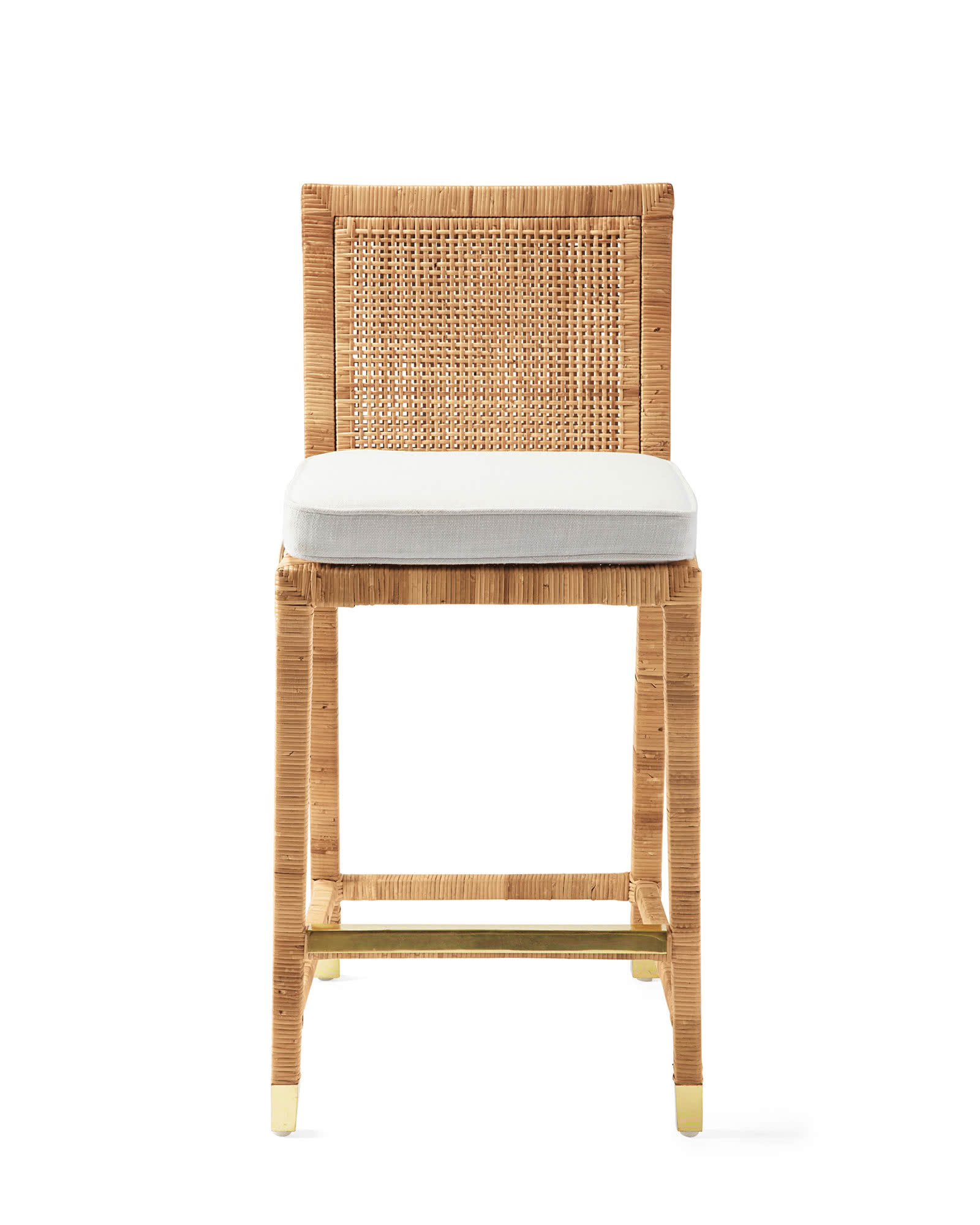 Balboa Counter Stool With Cushion Serena Amp Lily