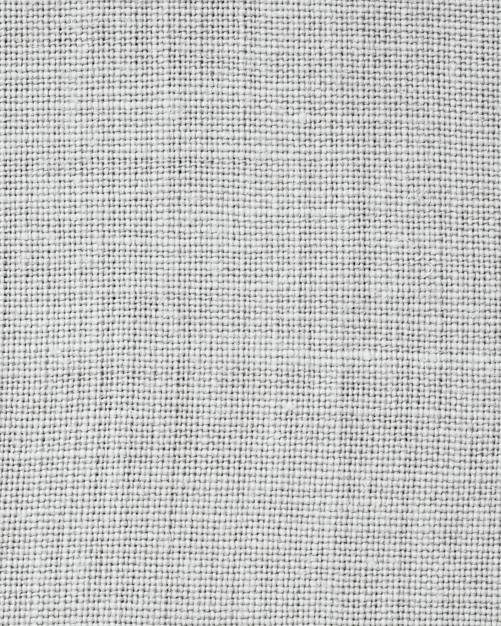 Fabric by the Yard – Washed Linen Fabric, Silver