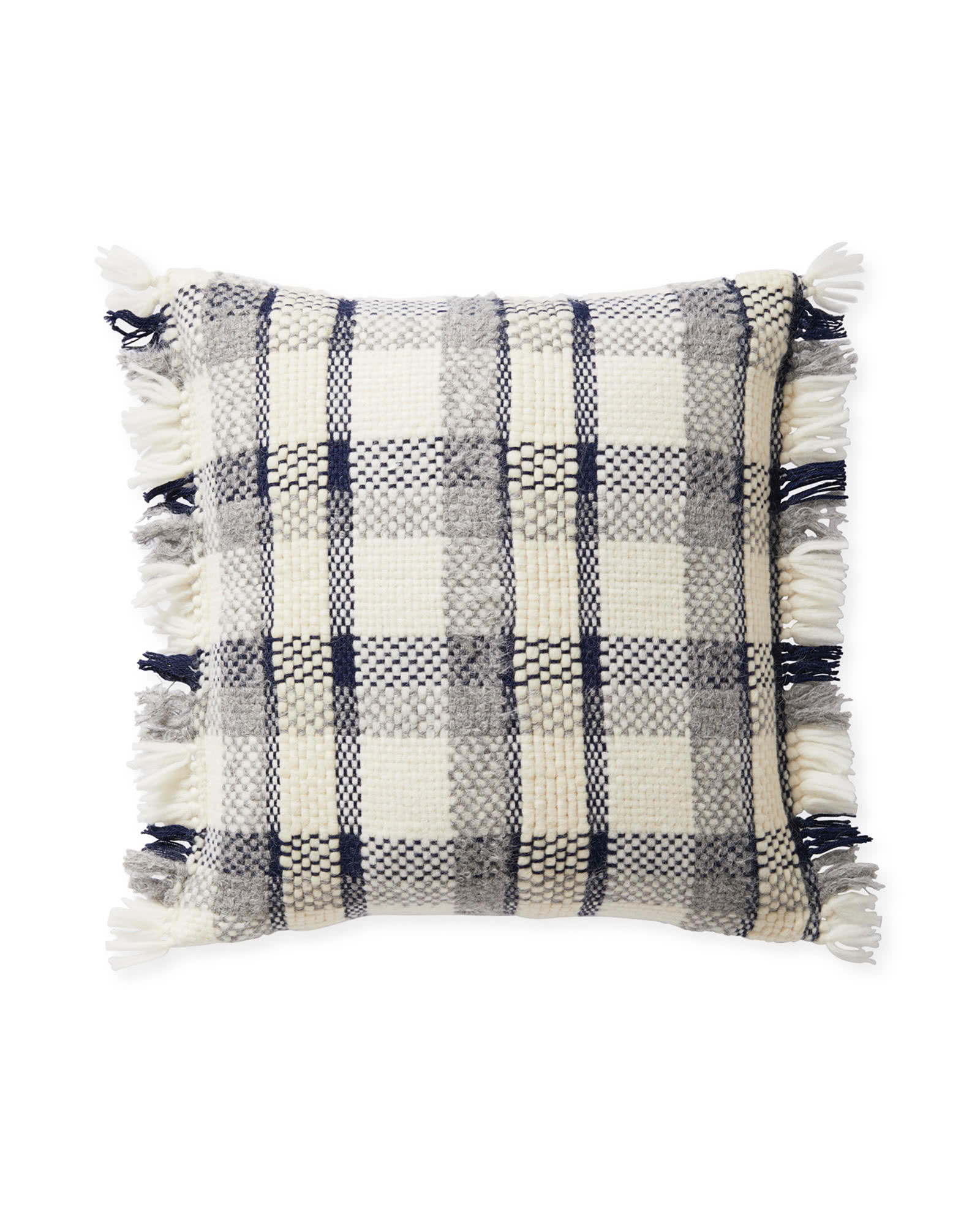 Silverlake Pillow Cover, Navy