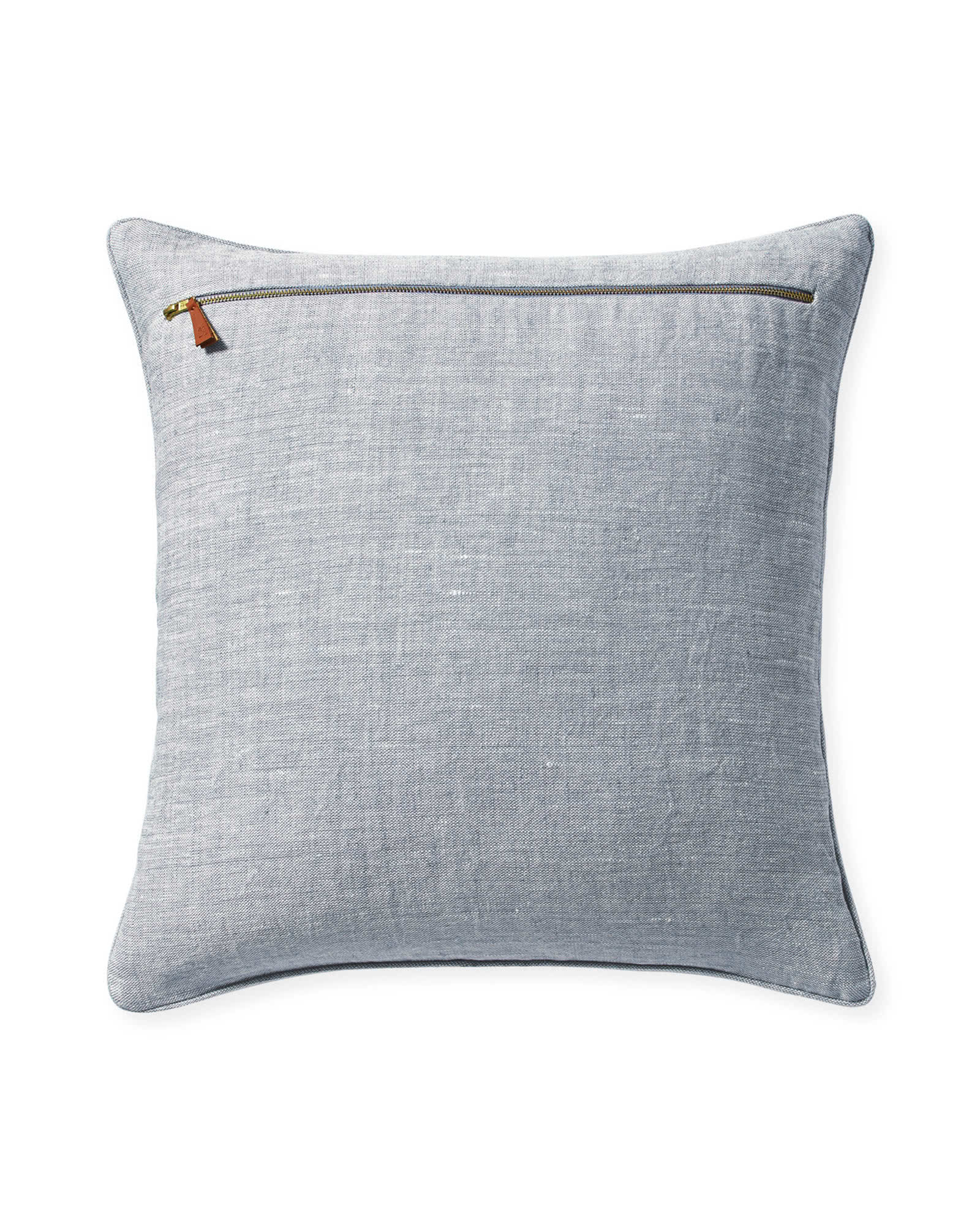 Lewes Pillow Cover, Blue