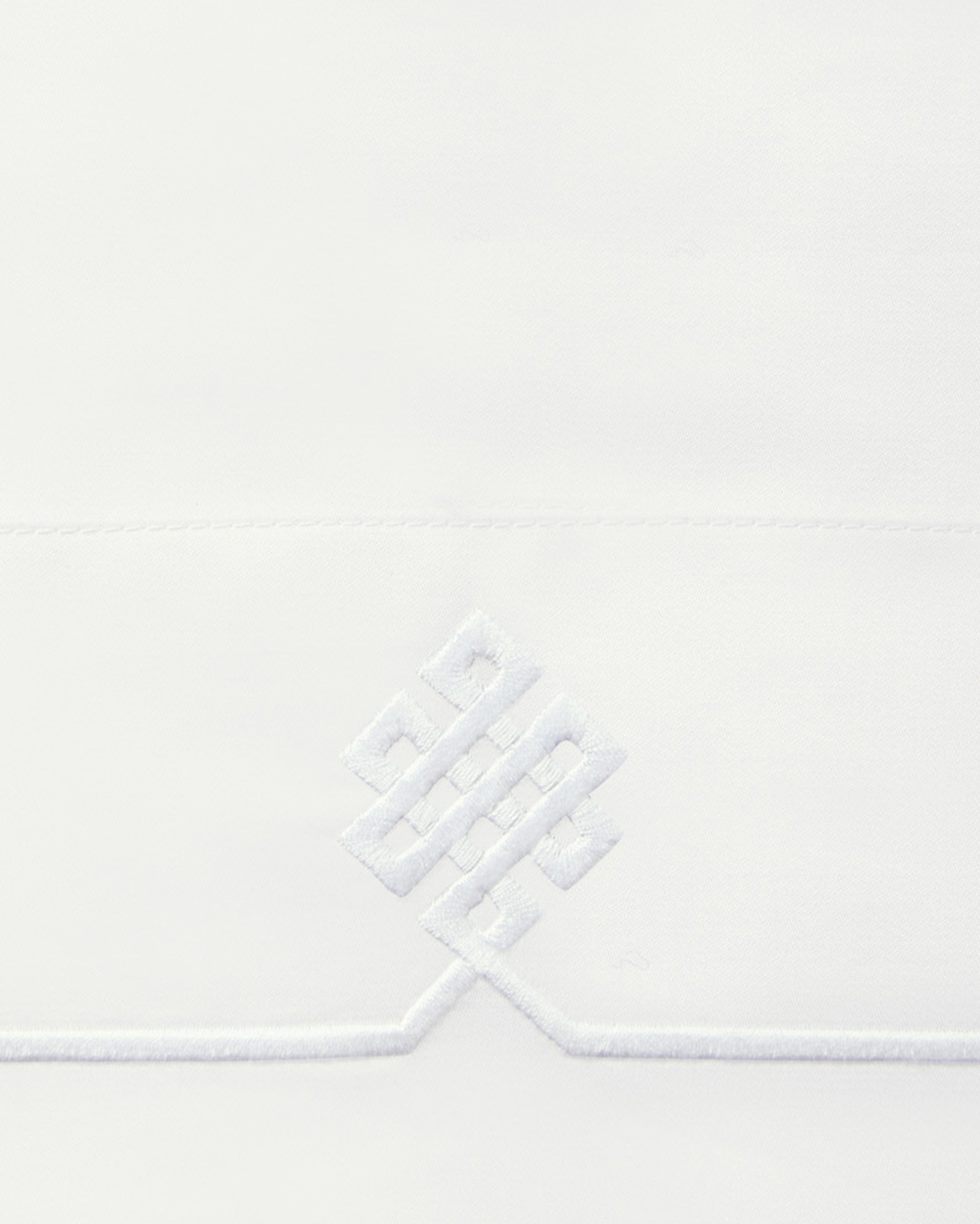Soho Sheet Swatch, White