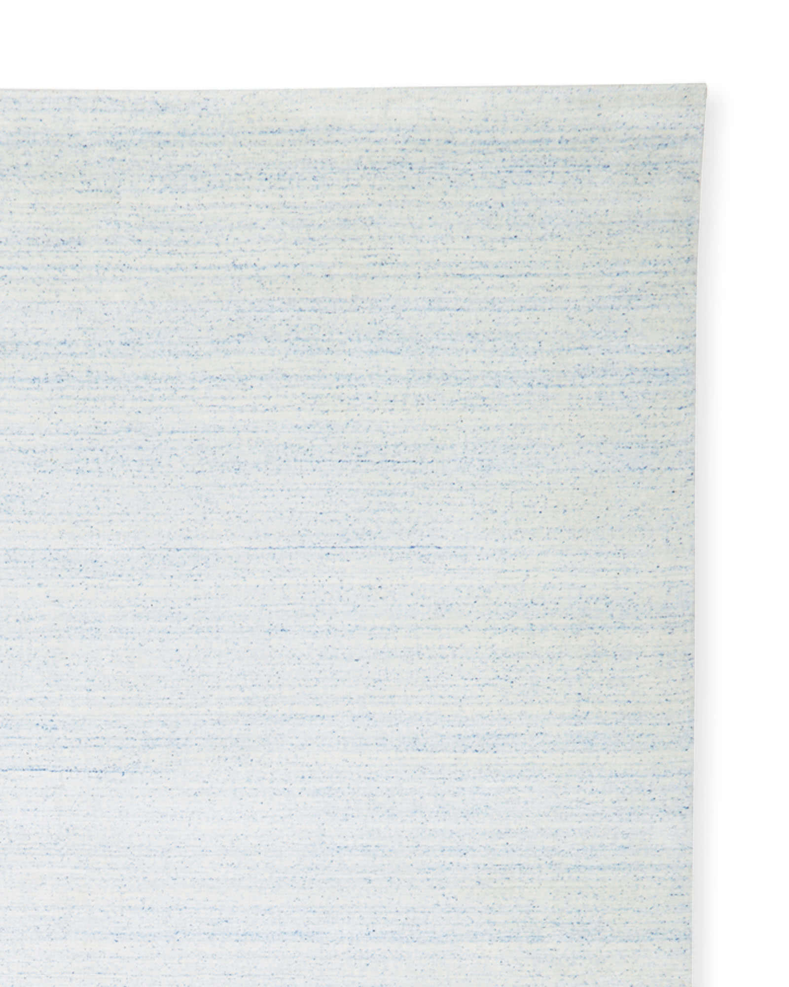 Heath Rug, Heathered Azure