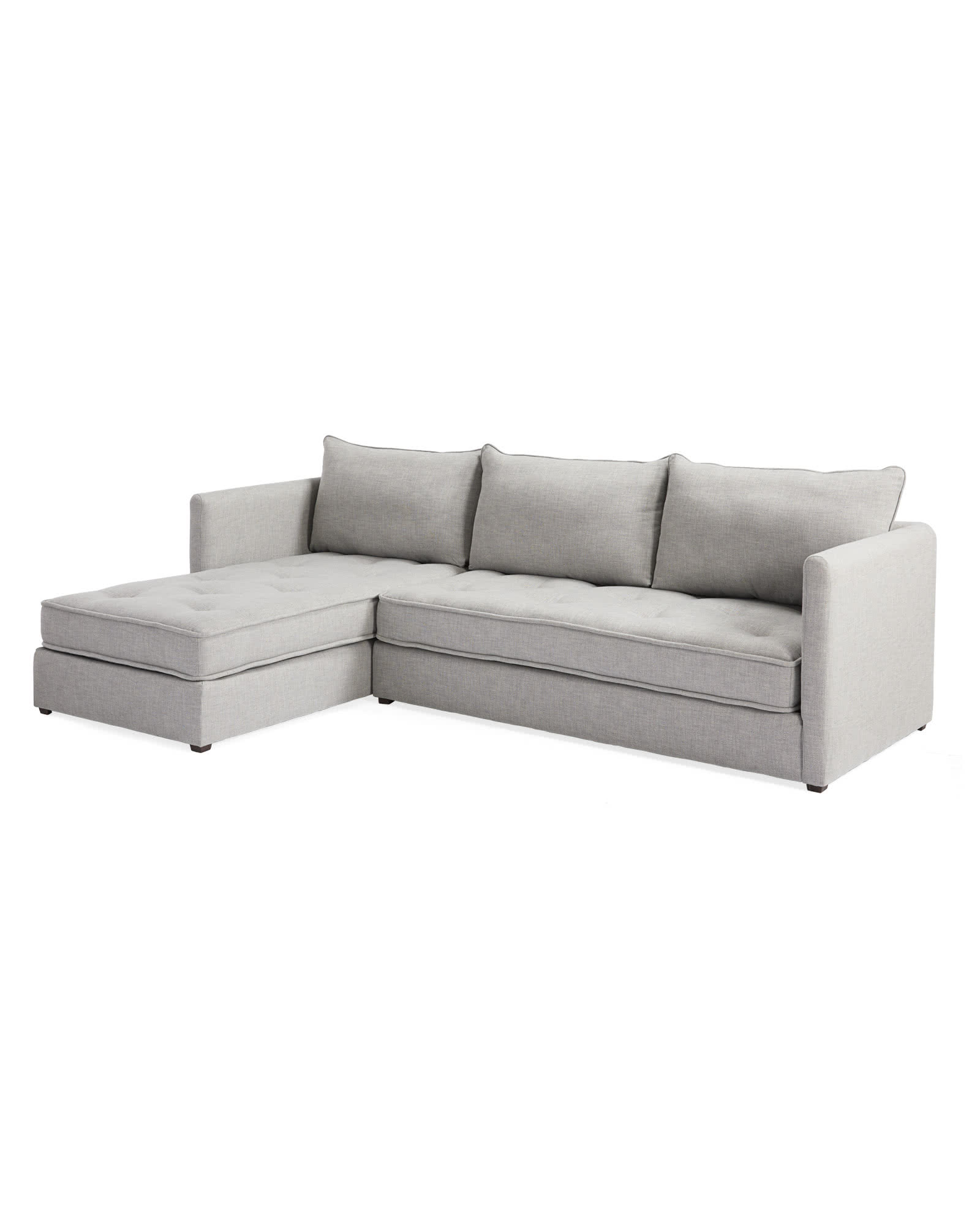 Bennett Chaise Sectional - Left-Facing,