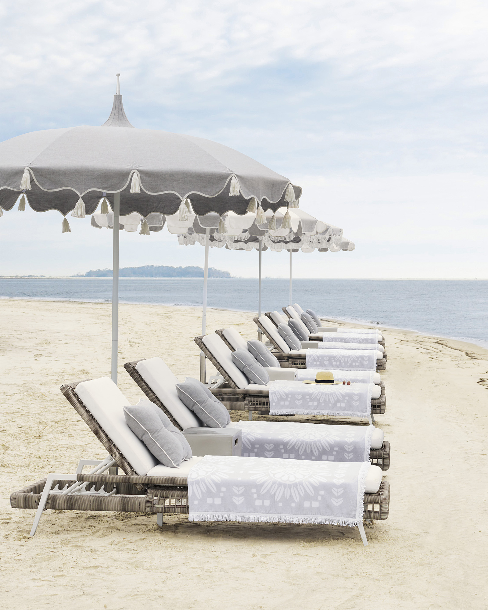 Waterfront Chaise,