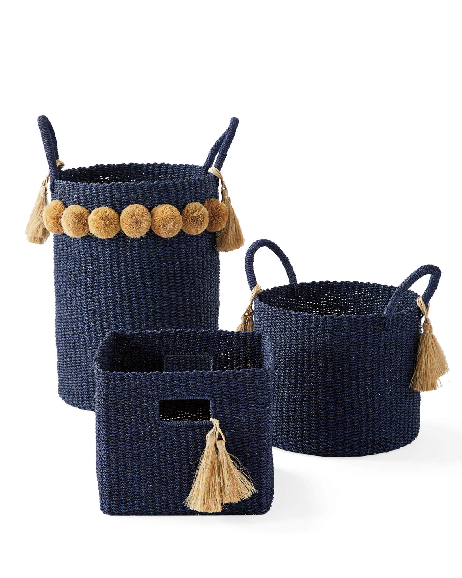 Big Sur Baskets,