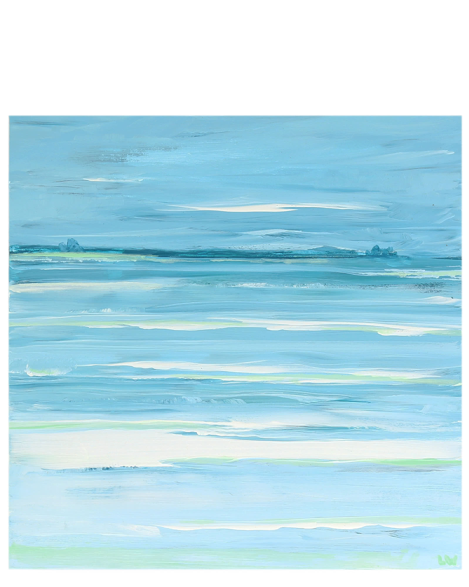 """Ocean Memories 127"" by Laurie Winthers,"