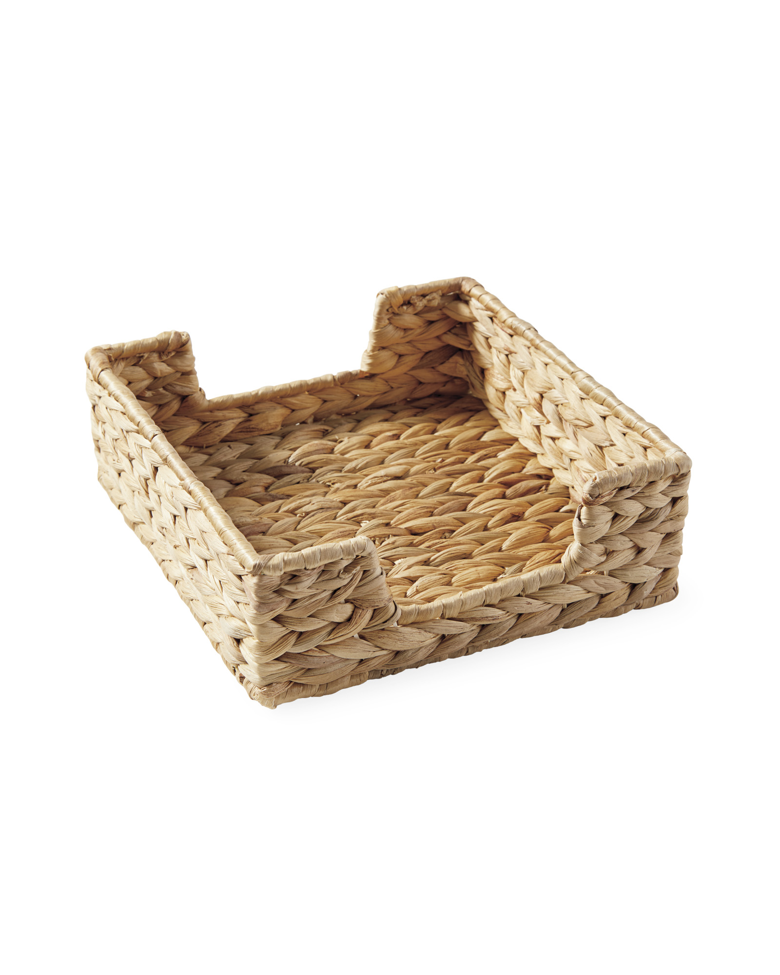 Braided Napkin Holder,