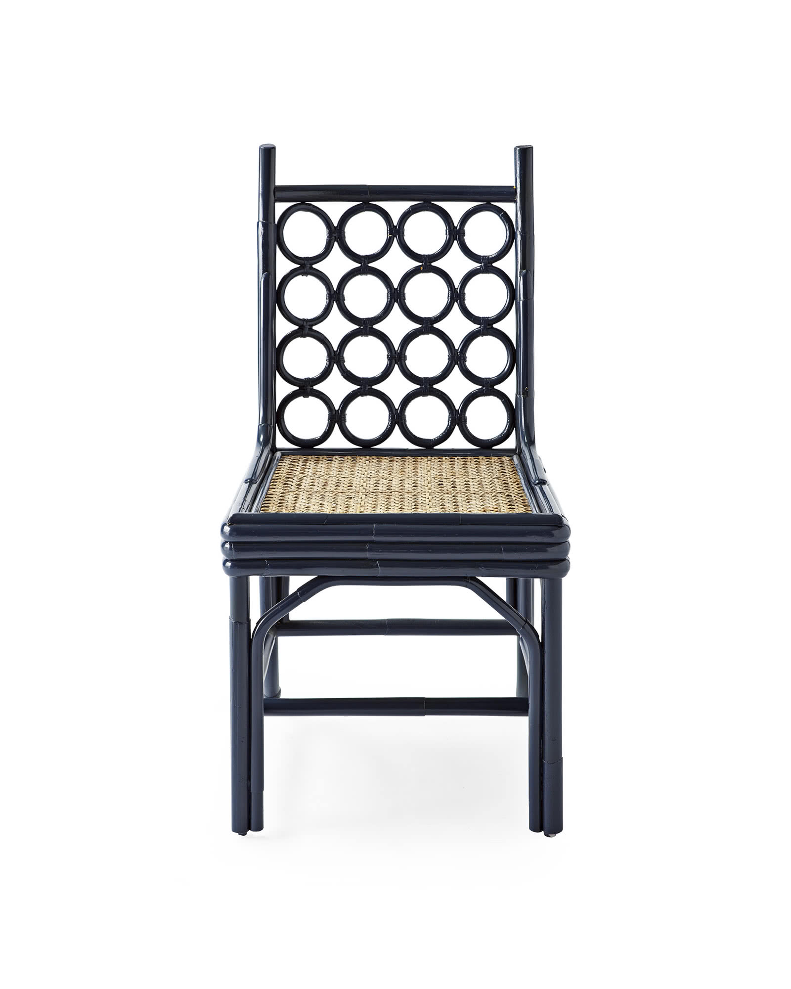 Larchmont Dining Chair - Navy,