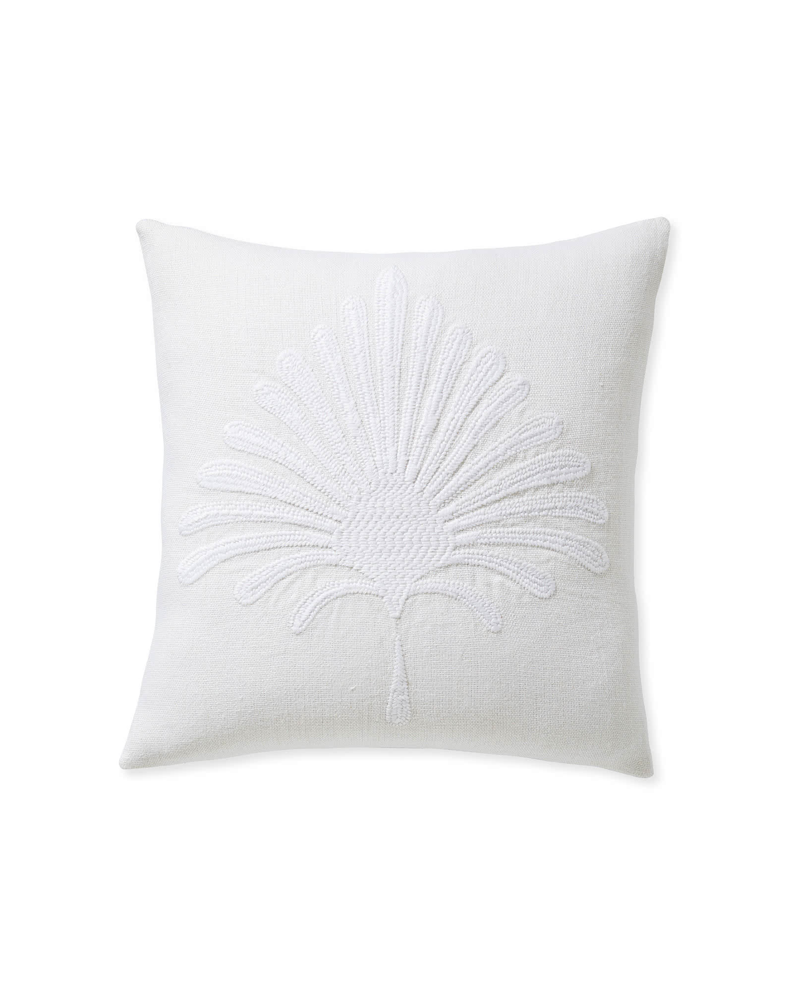 Paloma Embroidered Pillow Cover,
