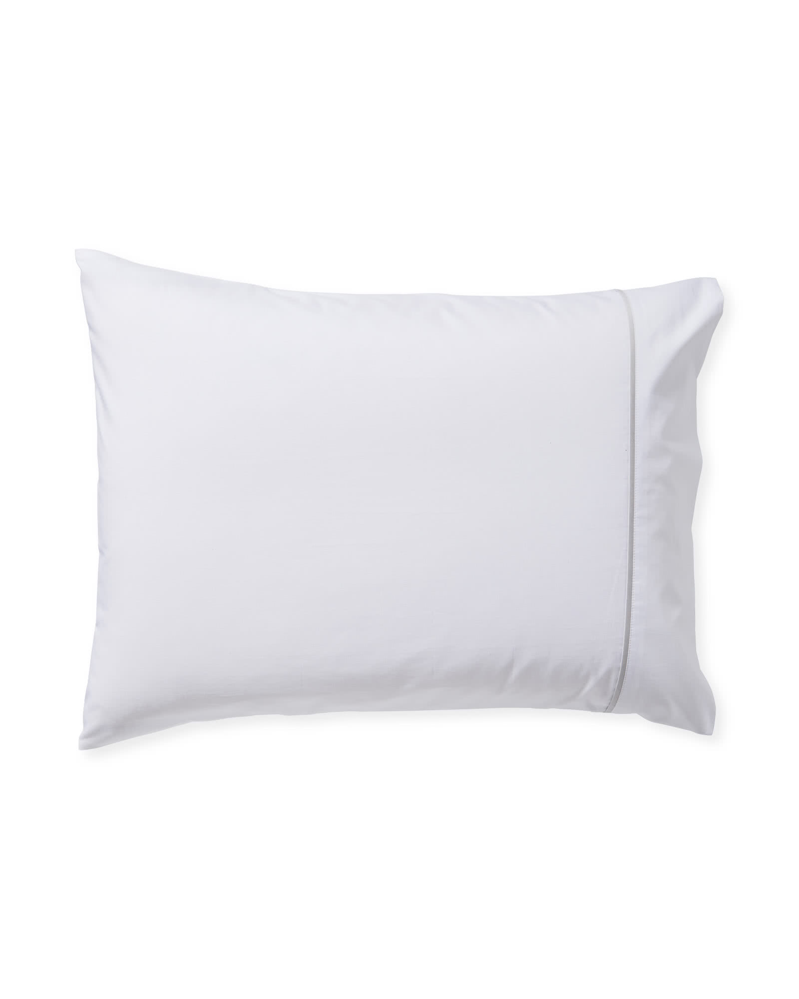 Beach Club Pillowcases (Extra Set of 2), Fog