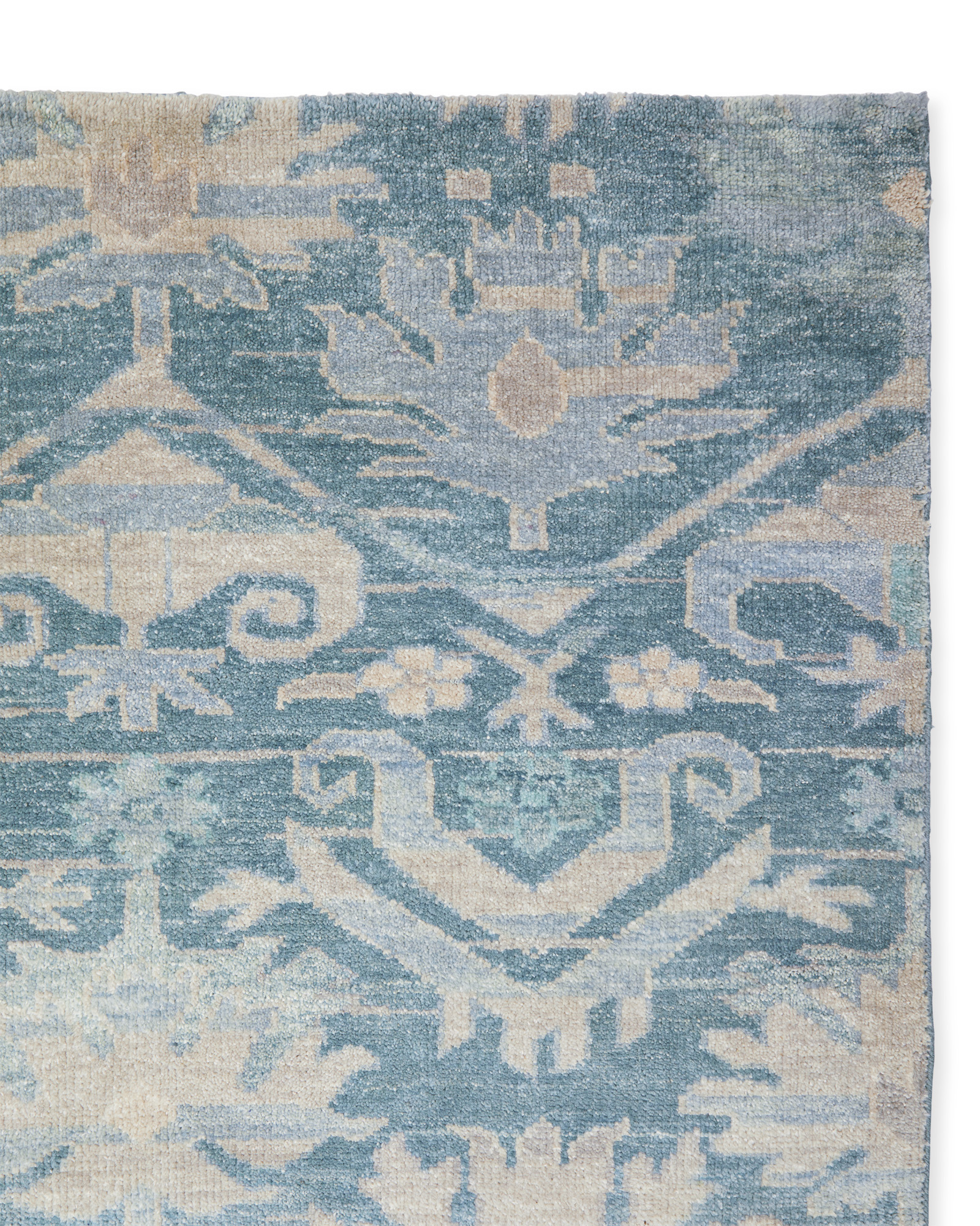 Cumana Hand Knotted Rug Serena Lily