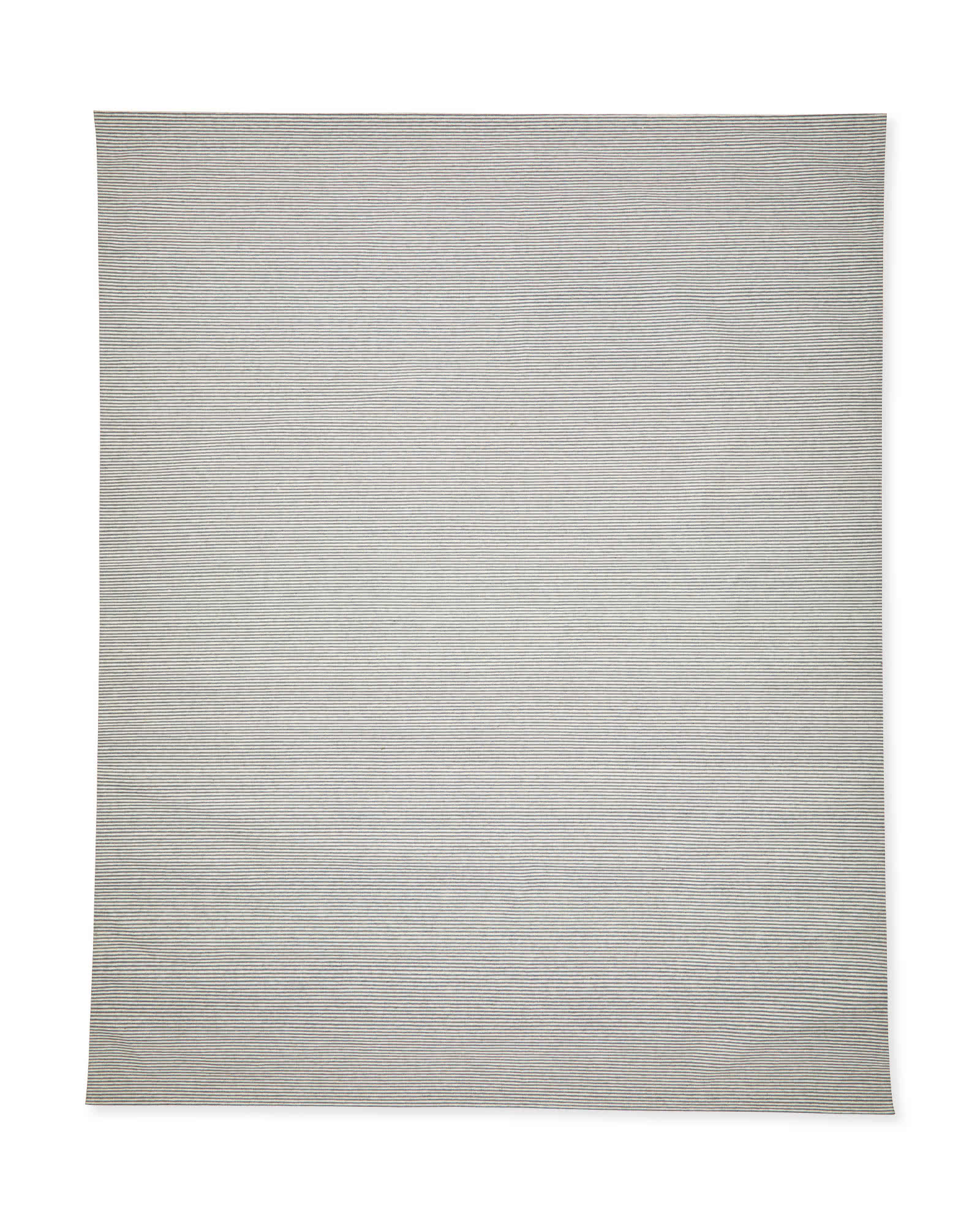 Nantucket Rug, Nickel