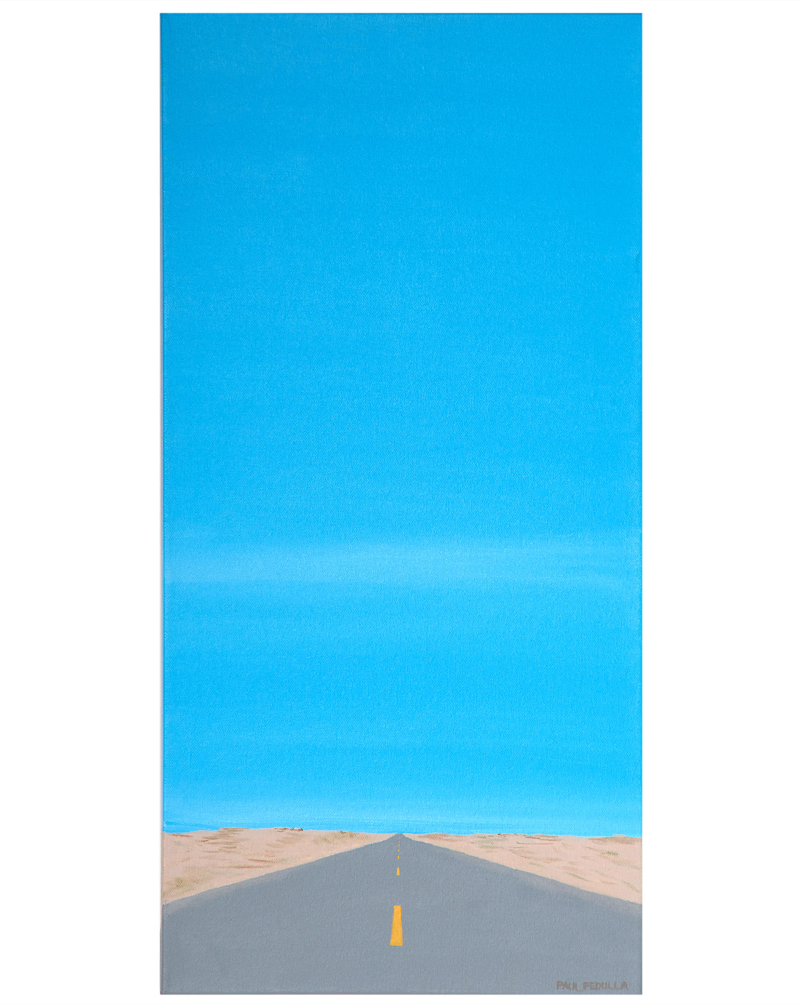 """""""Road, Sand and Sky"""" by Paul Pedulla,"""