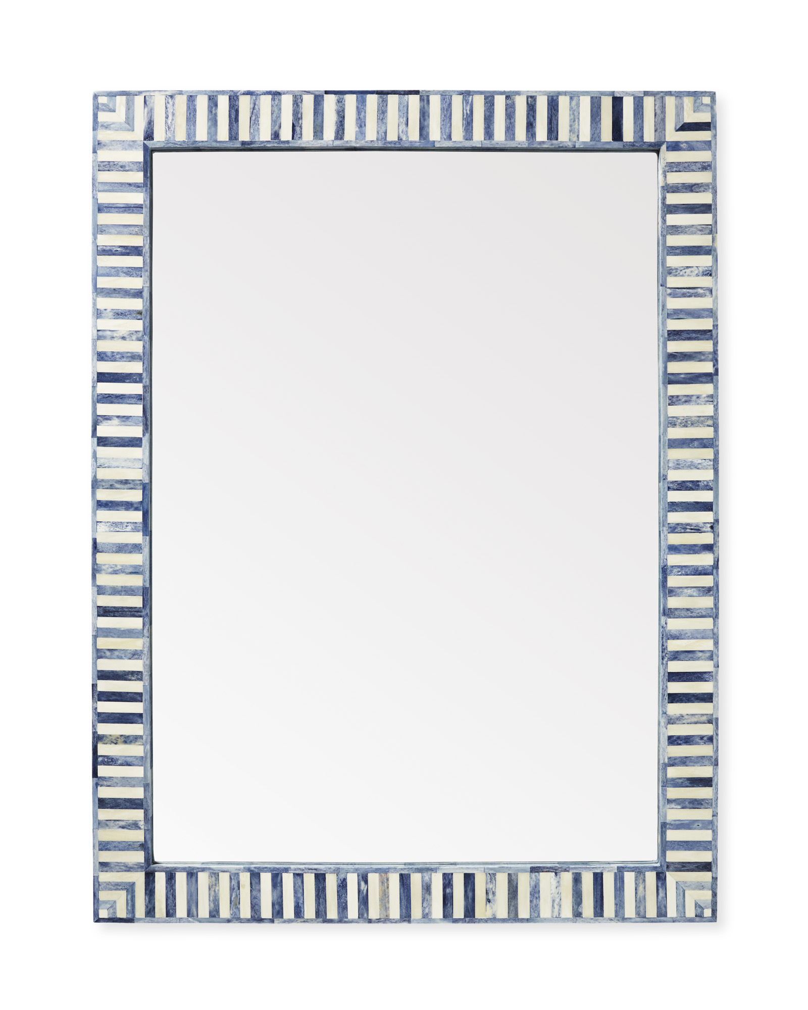 Bar Harbor Bone Inlay Mirror,