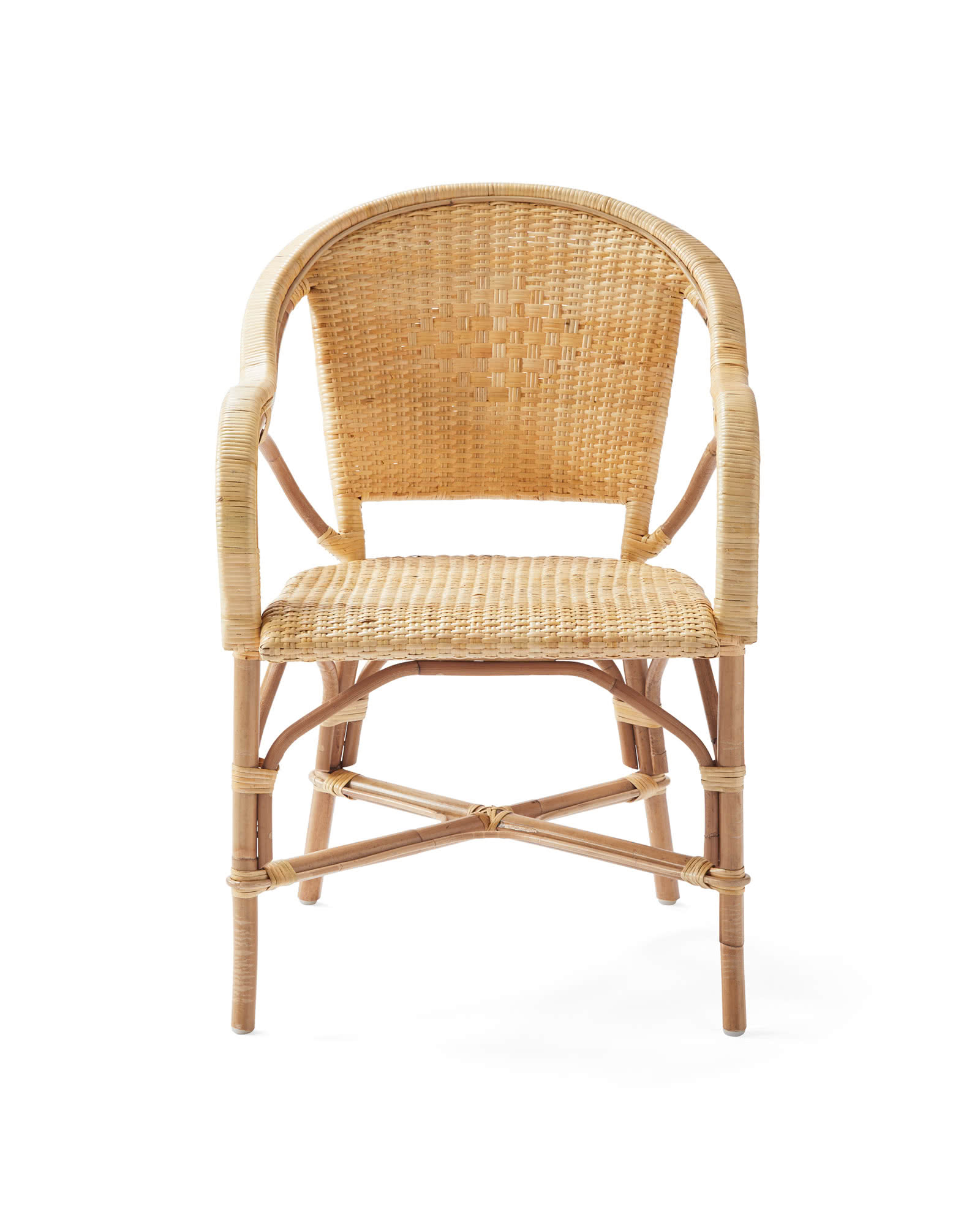 Sunwashed Riviera Armchair, Natural