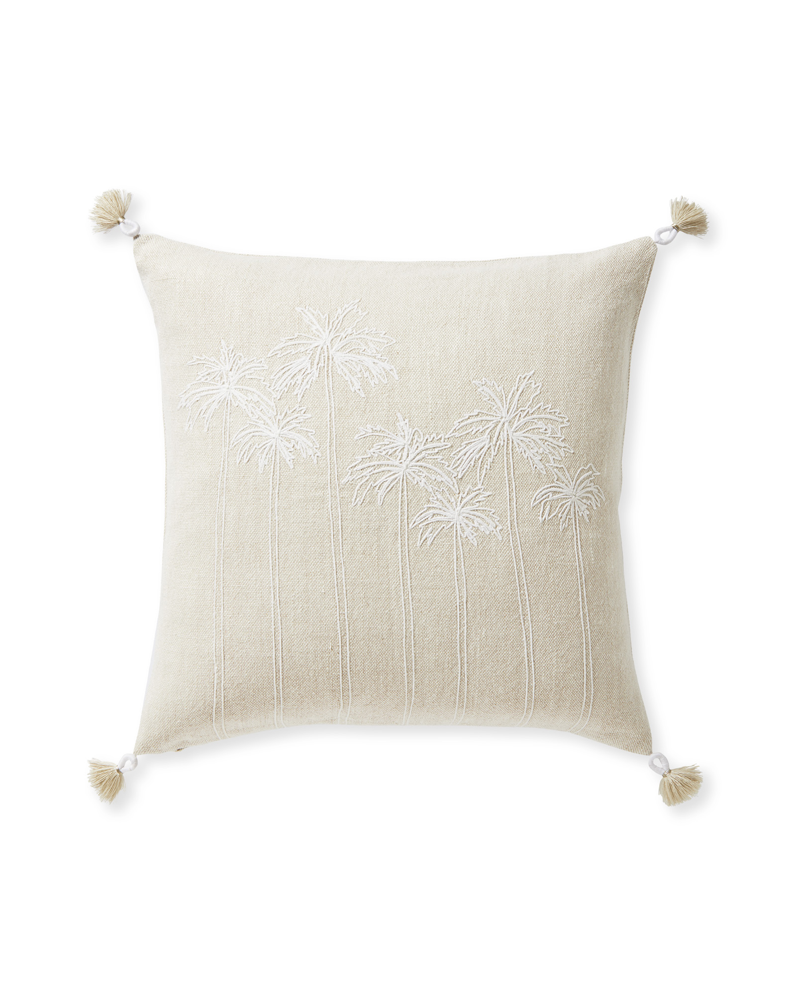 Seabreeze Pillow Cover, Sand