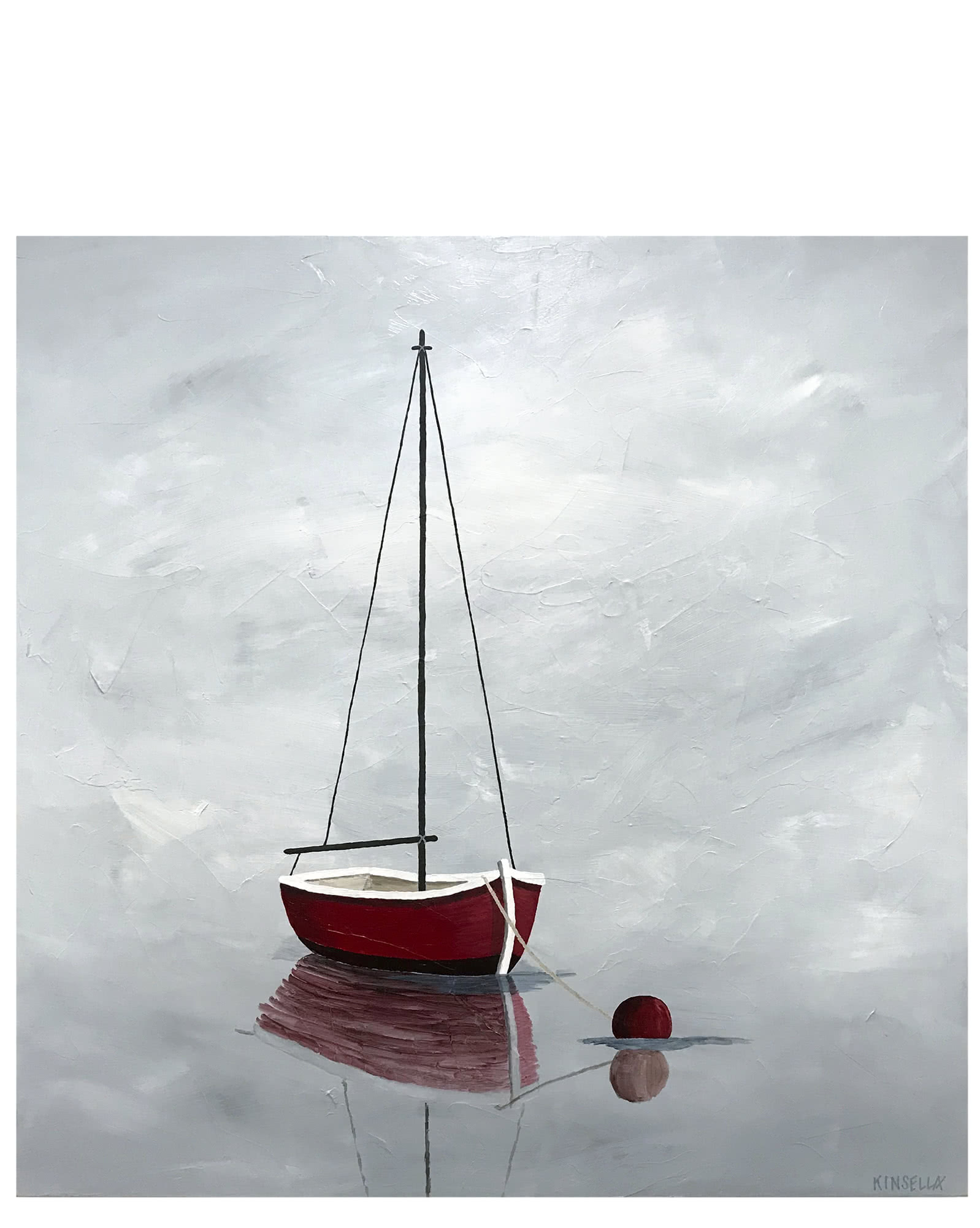 """""""In the Mist"""" by Susan Kinsella,"""