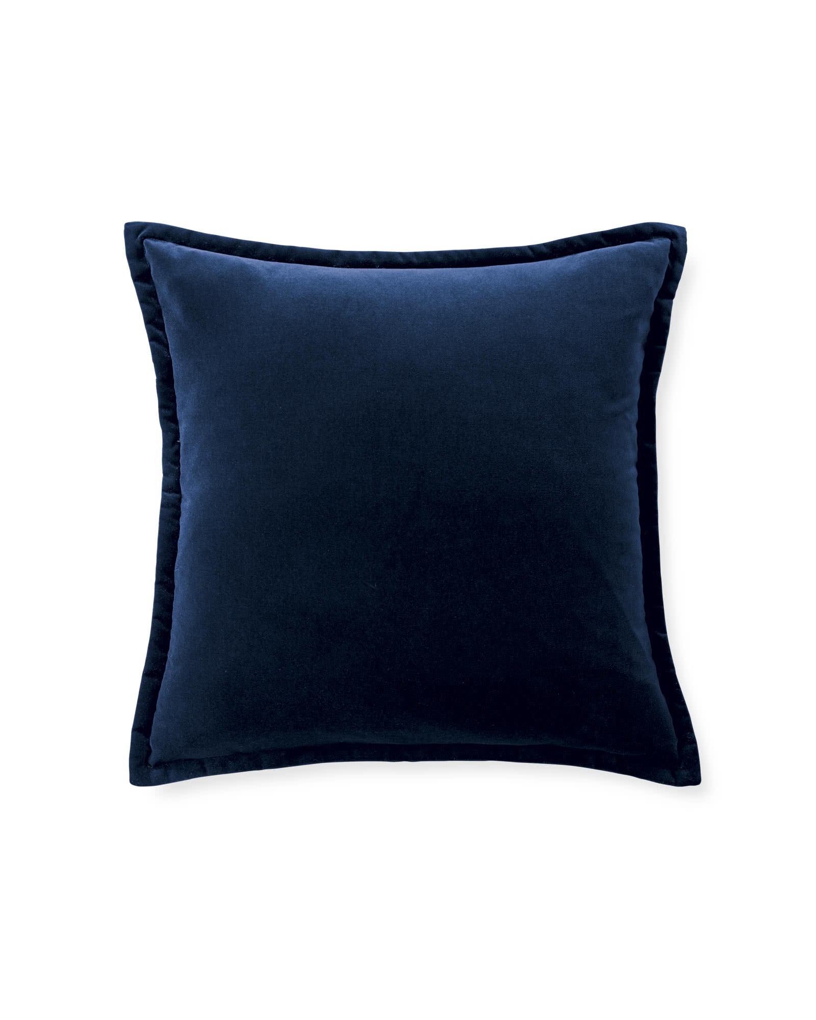 Quinn Velvet Pillow Cover, Midnight