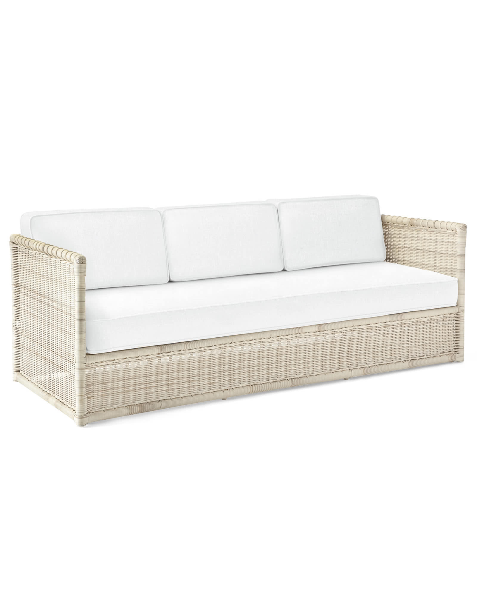 Pacifica Sofa - Driftwood,
