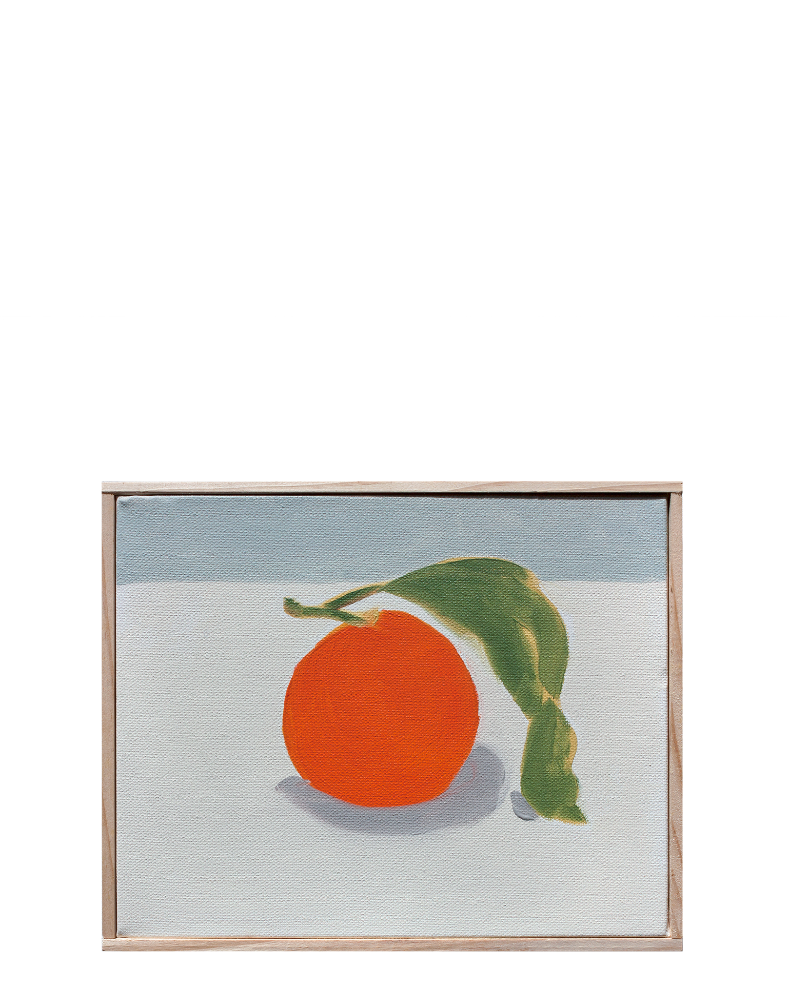 """""""Still Life with Satsuma"""" by Isabel Vexin,"""