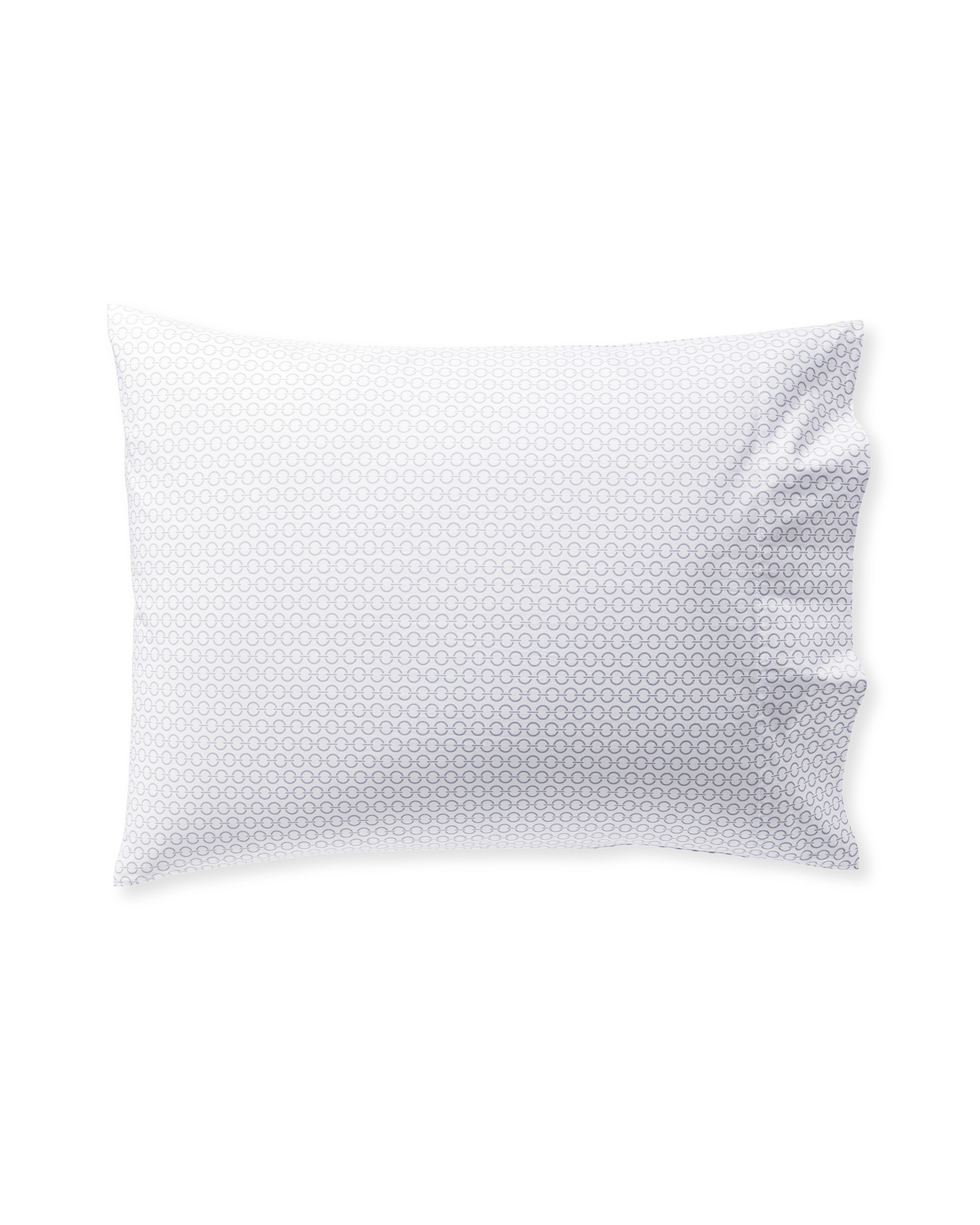 Classic Ring Pillowcases (Set of 2), Smoke
