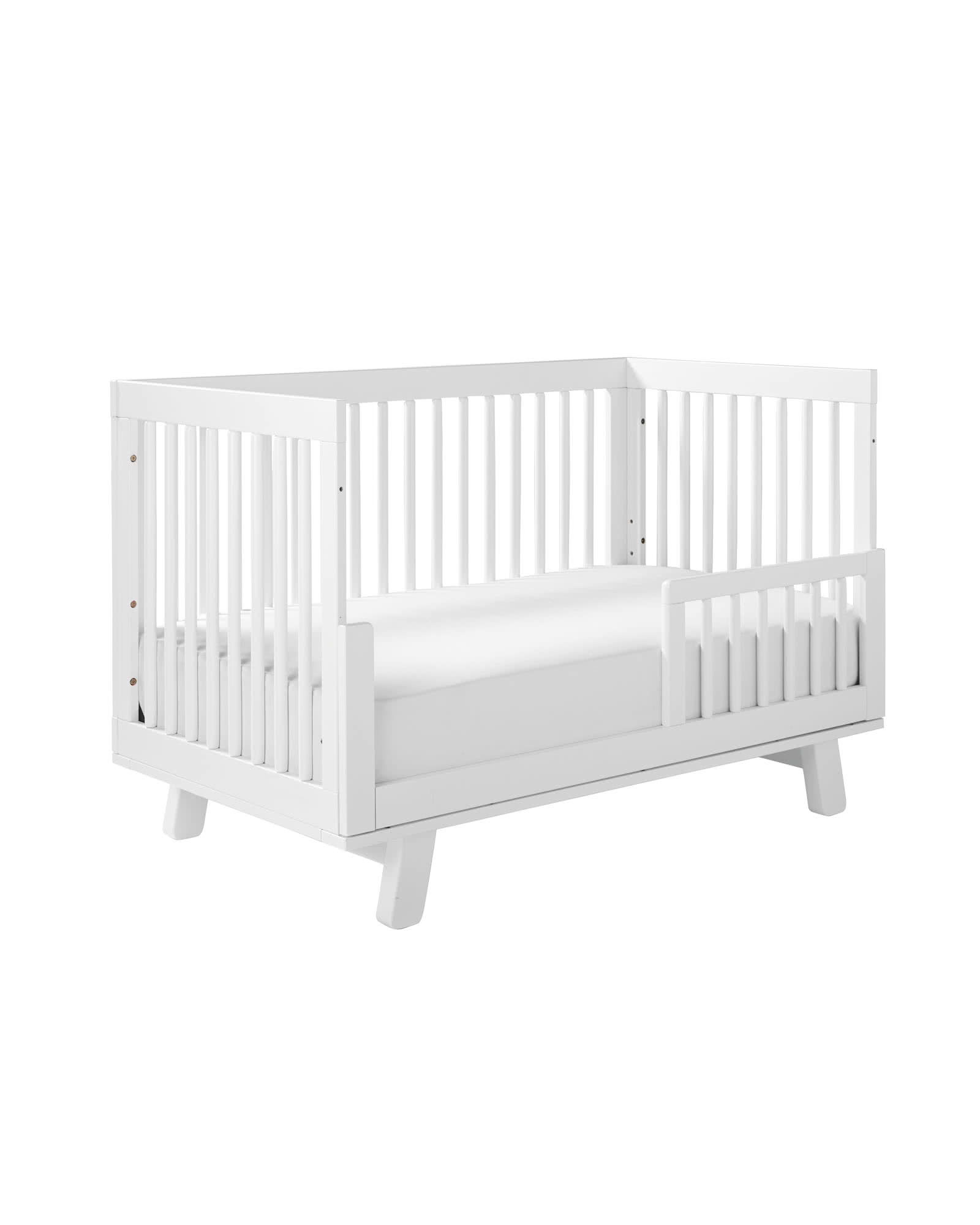 Hudson Convertible Crib, White