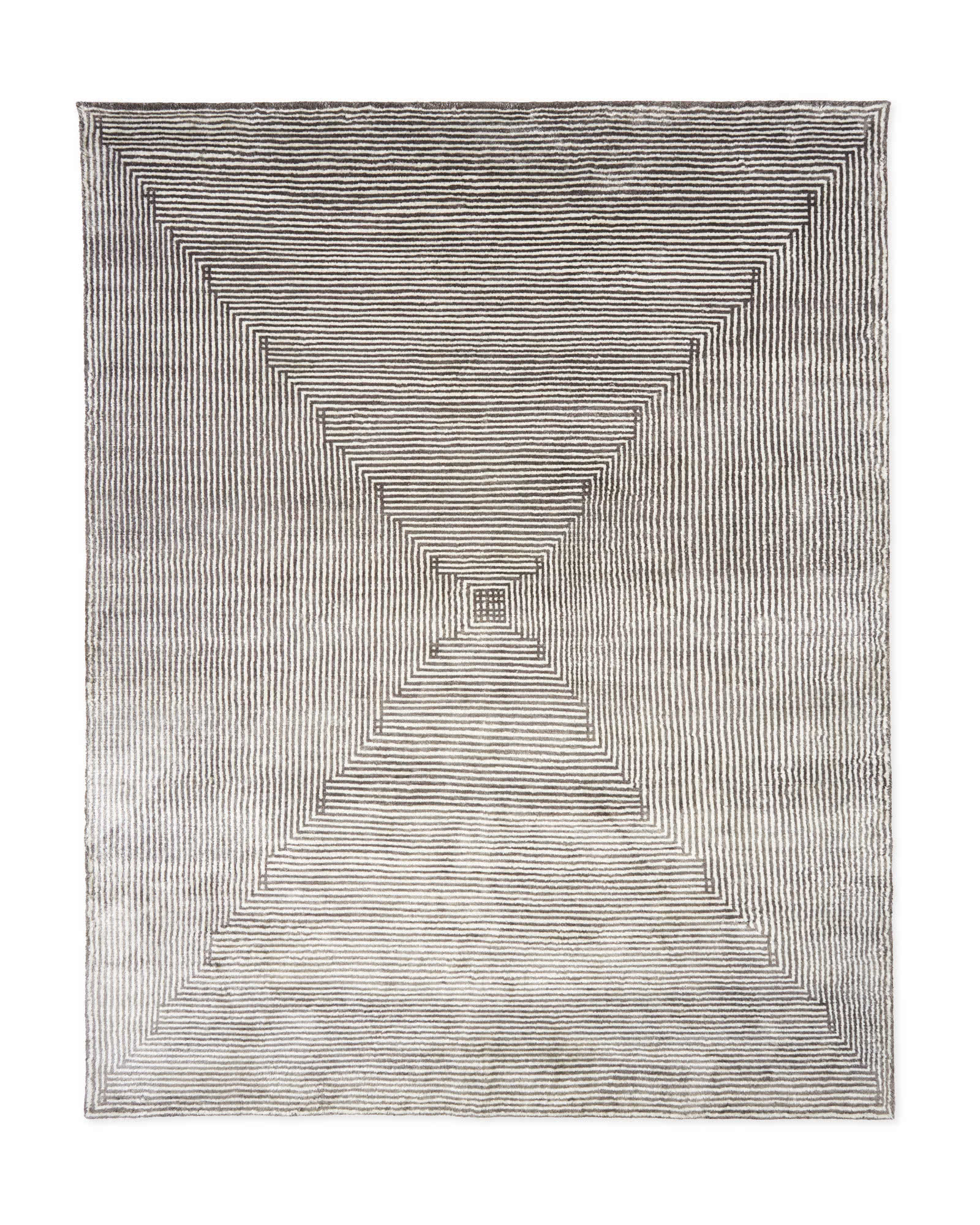 Niles Hand-Knotted Rug,
