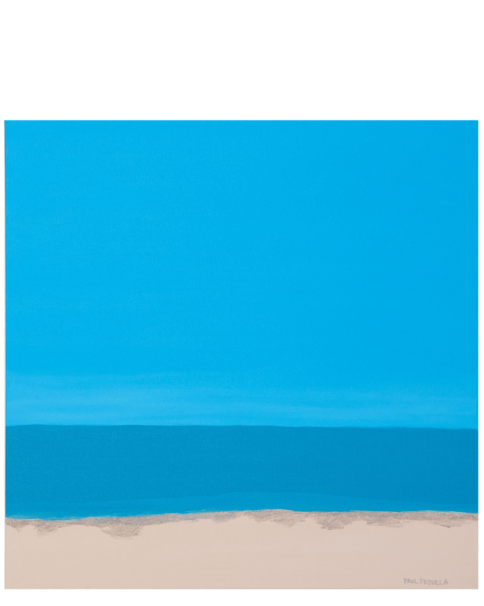 """""""Beach Untouched"""" by Paul Pedulla,"""