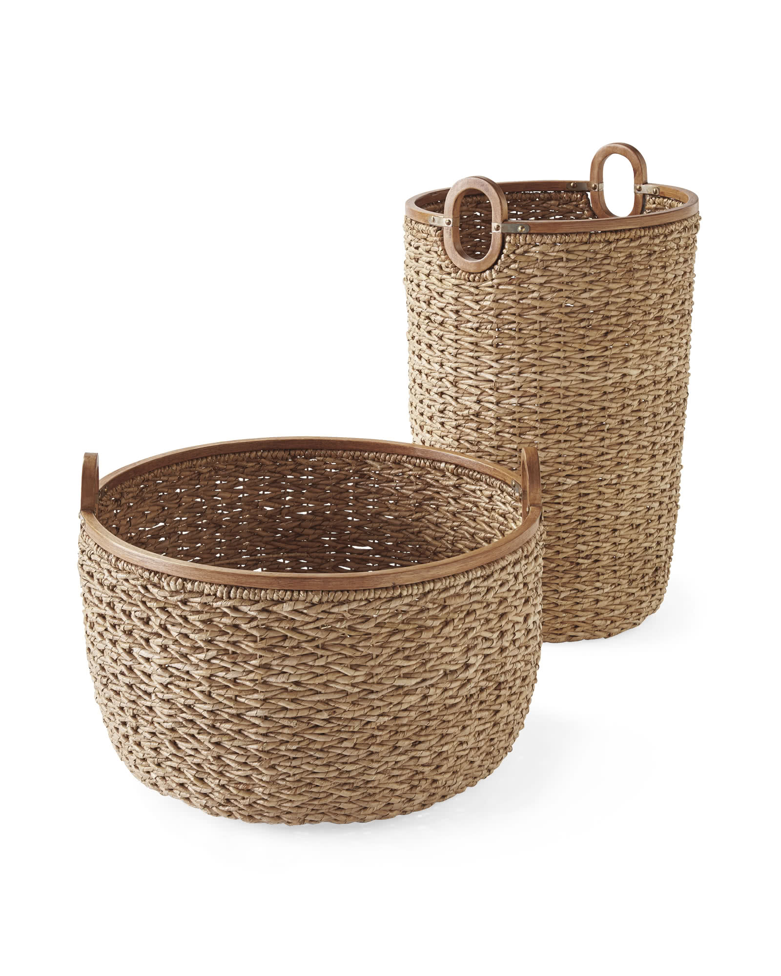 Seagrass Baskets,