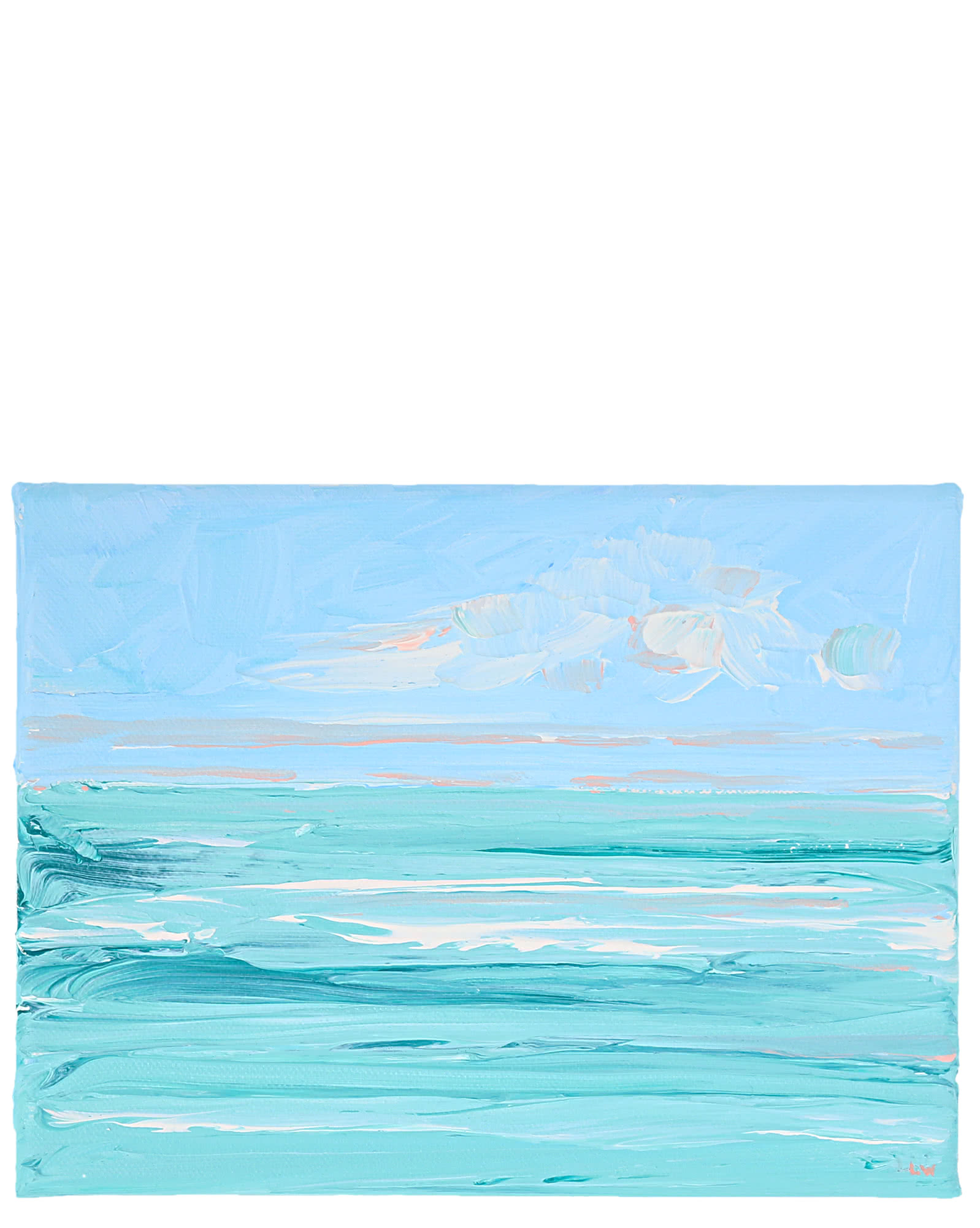 """Ocean Memories 146"" by Laurie Winthers,"