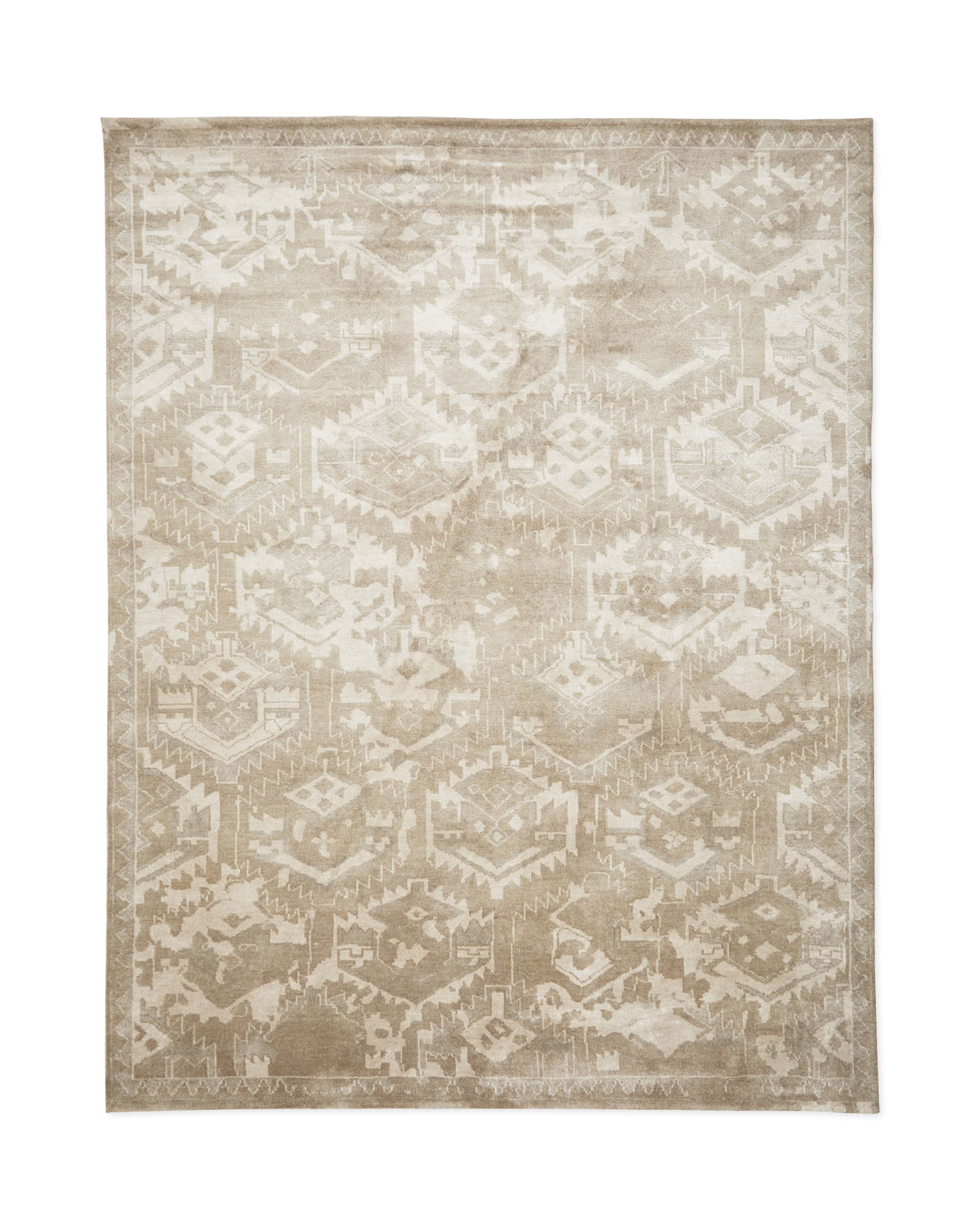 Carmel Hand-Knotted Rug,