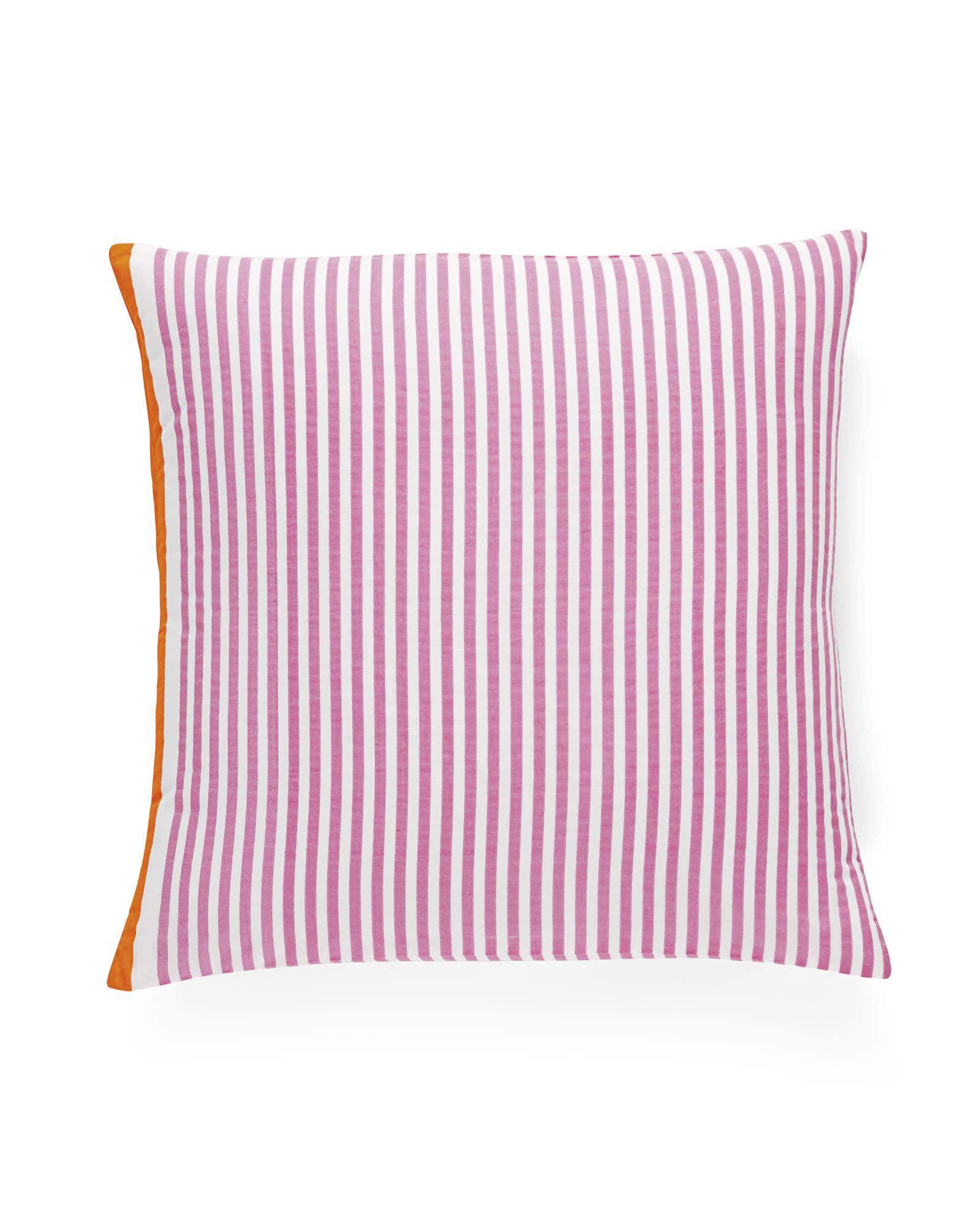 Candy Stripe Euro Sham