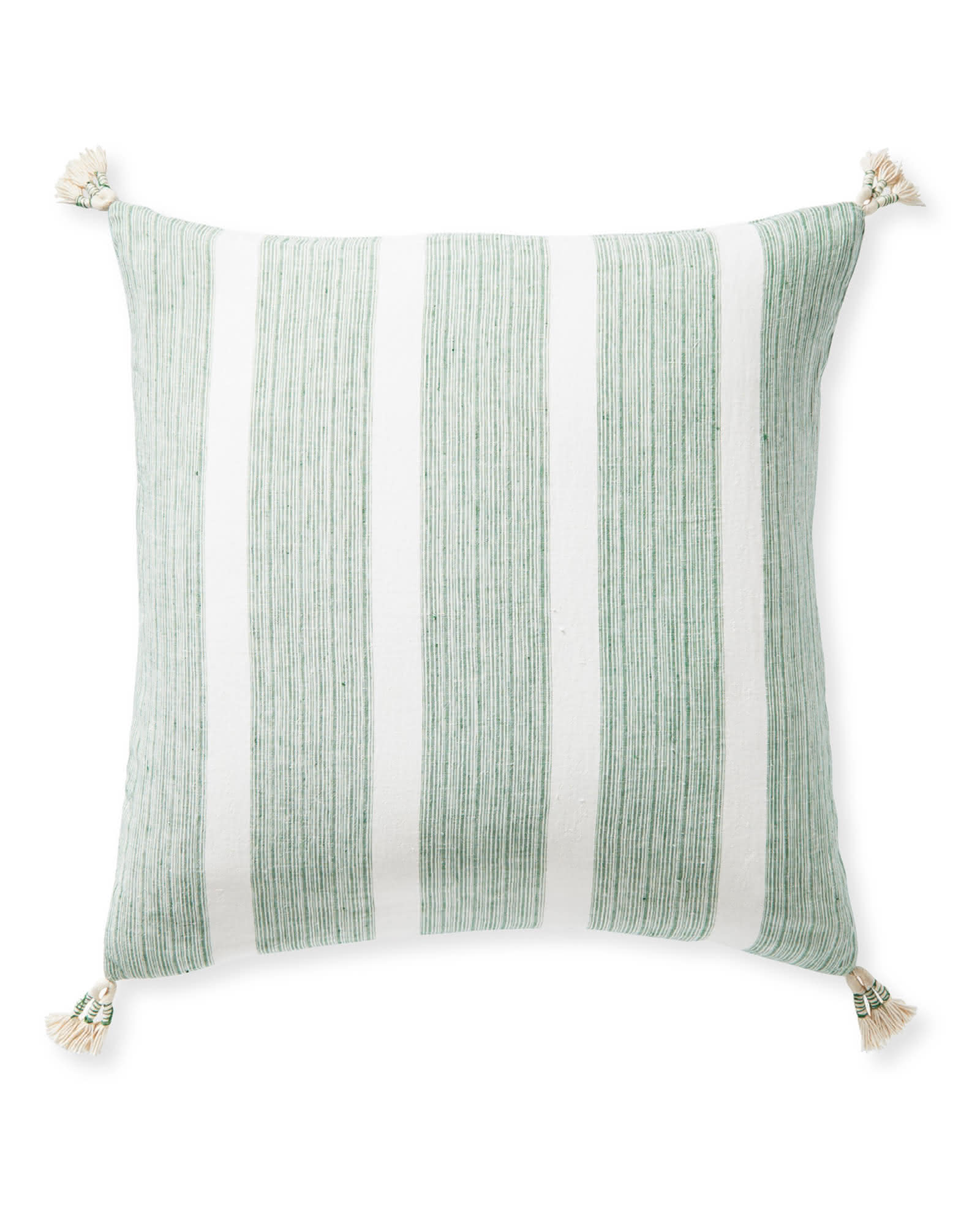 Costa Nova Pillow Cover, Moss