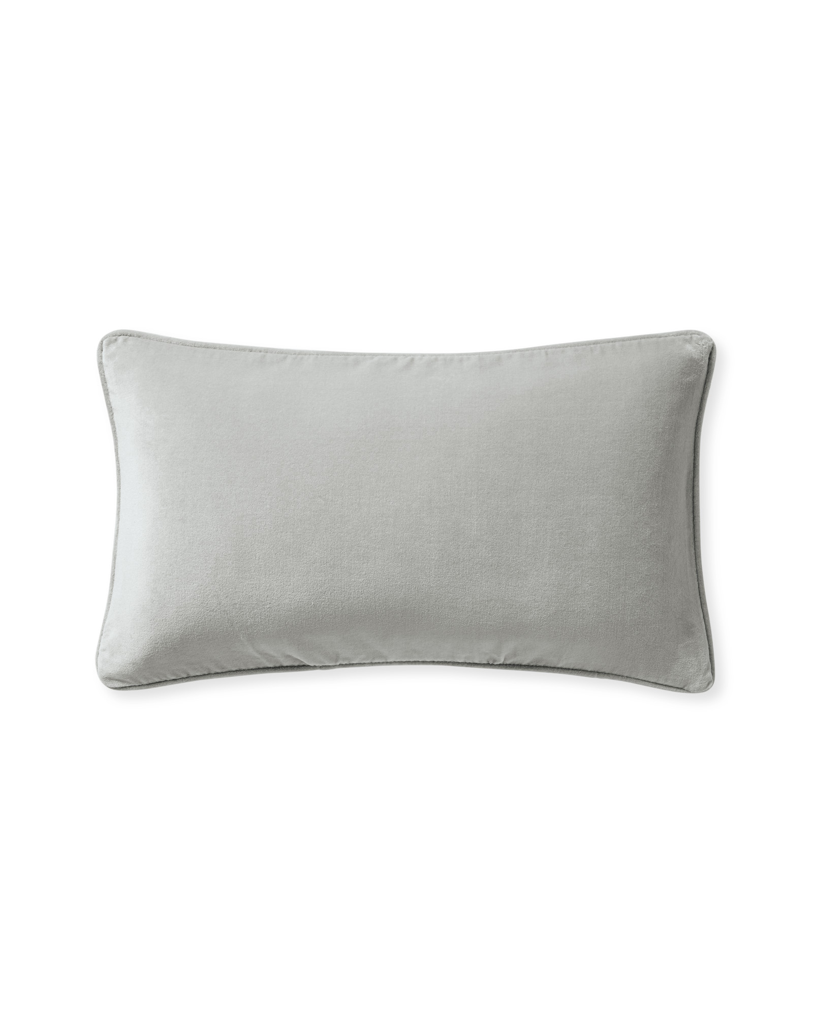Kingsbury Pillow Cover, Fog