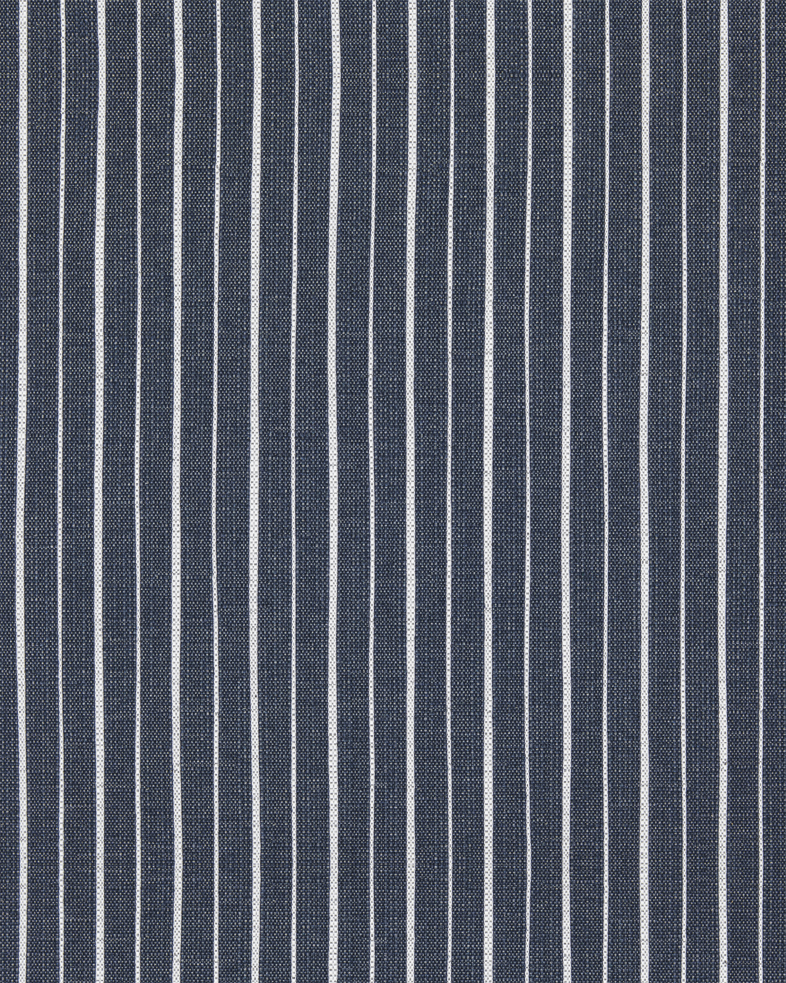 Fabric by the Yard - Sunbrella® Sail Stripe, Navy